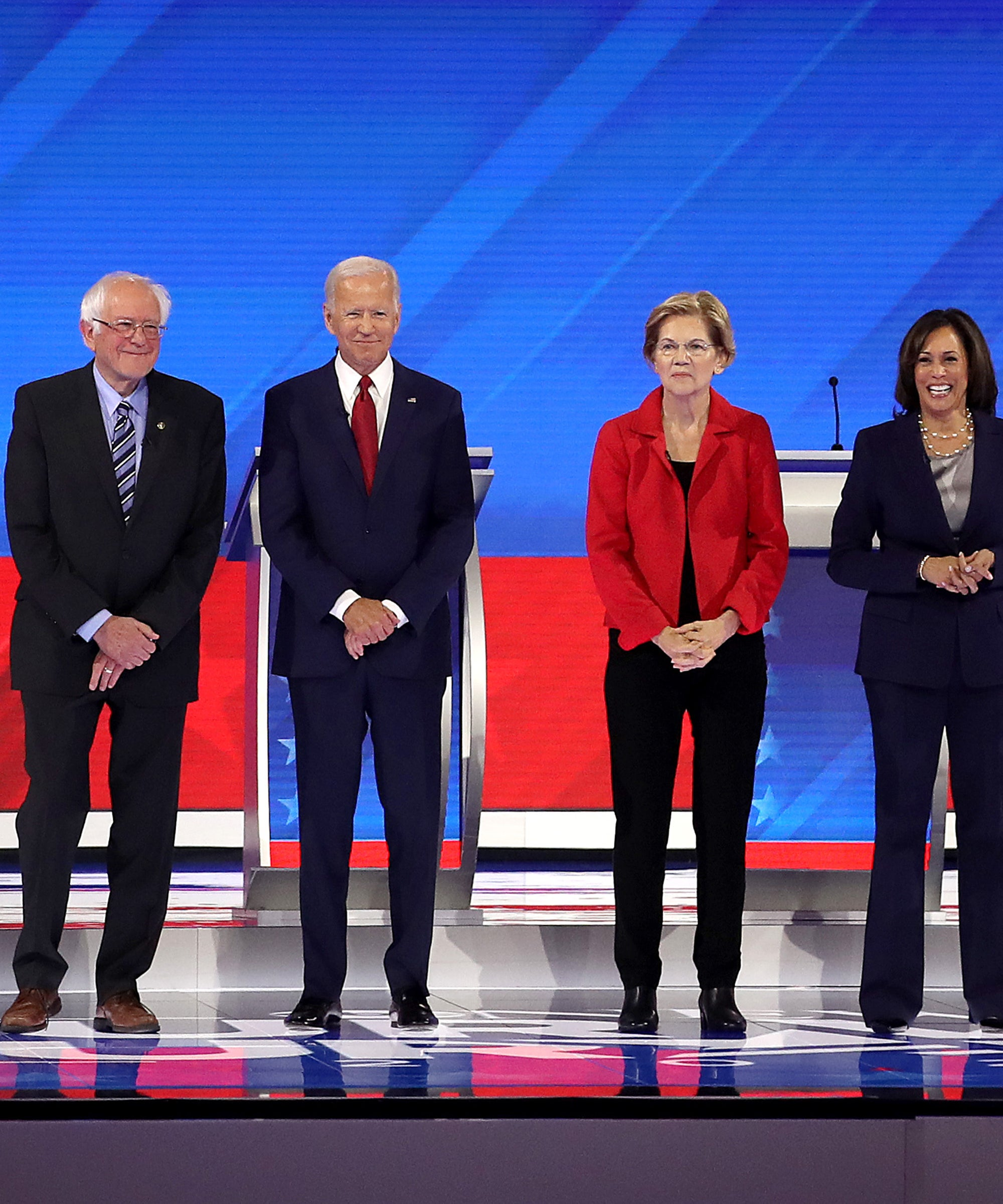 All The Key Moments From The Third Democratic Presidential Debate