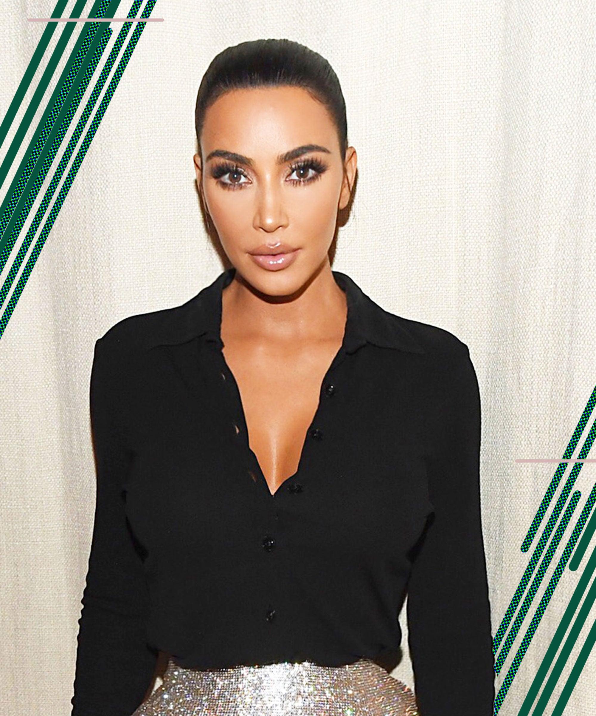 Kim Kardashian Swears CBD Helps Her Sleep