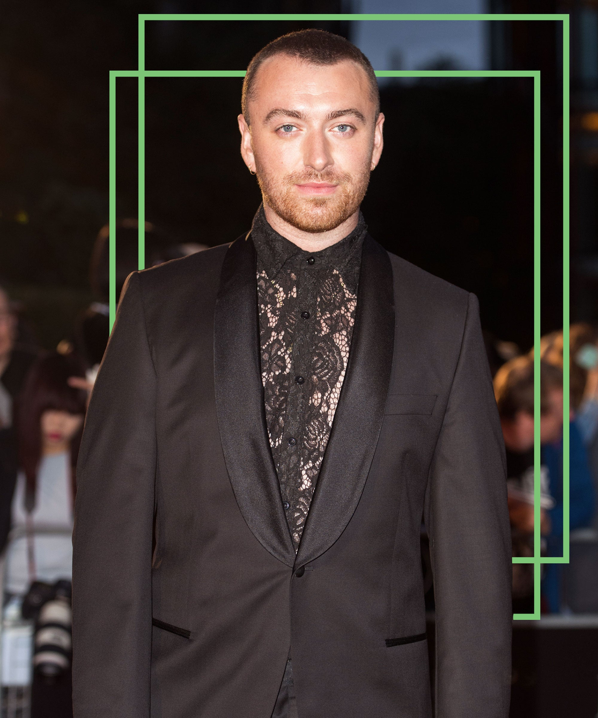 "Sam Smith: ""My Pronouns Are They/Them"""