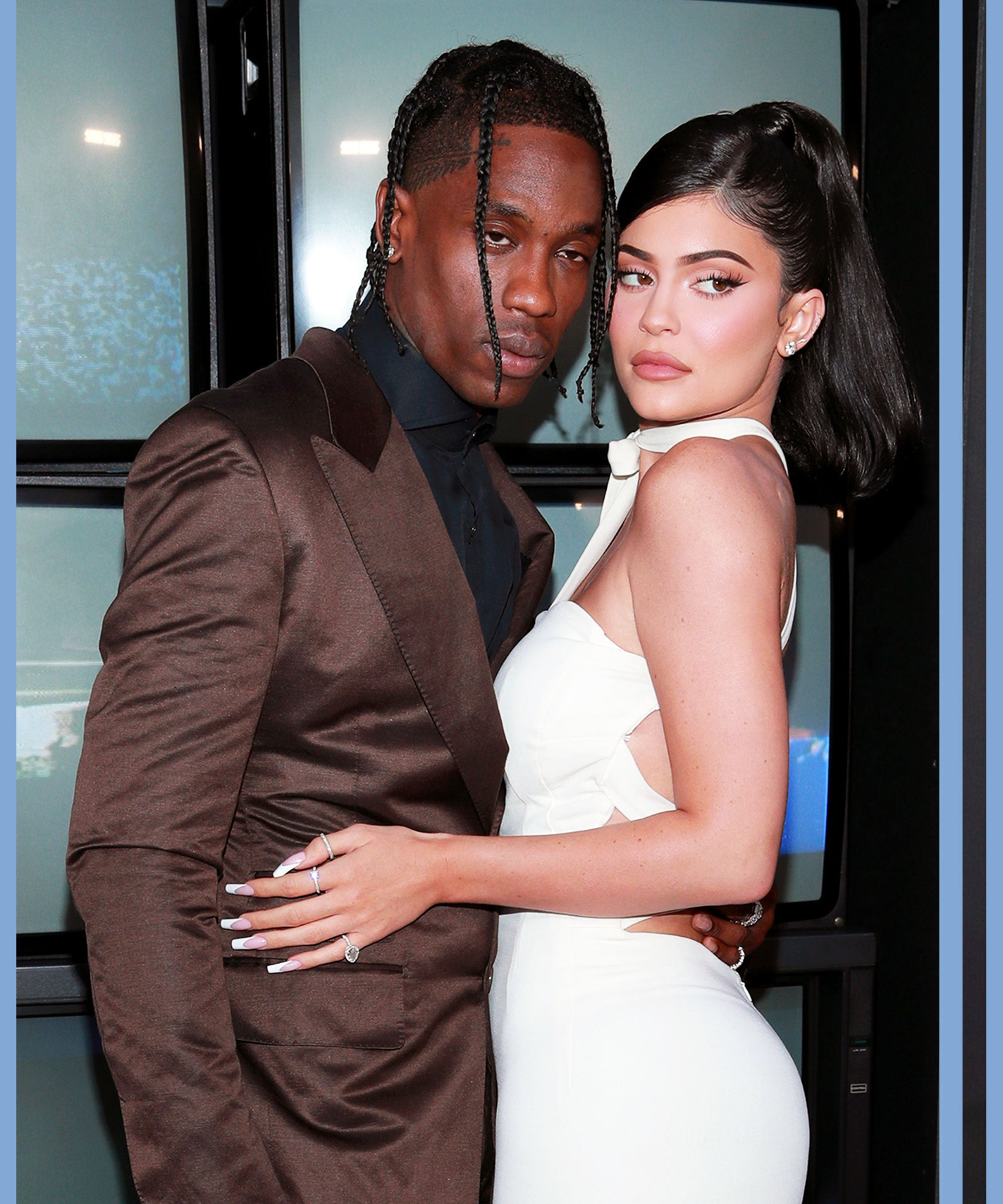 Kylie Jenner & Travis Scott Open Up About Sex After Stormi In Playboy
