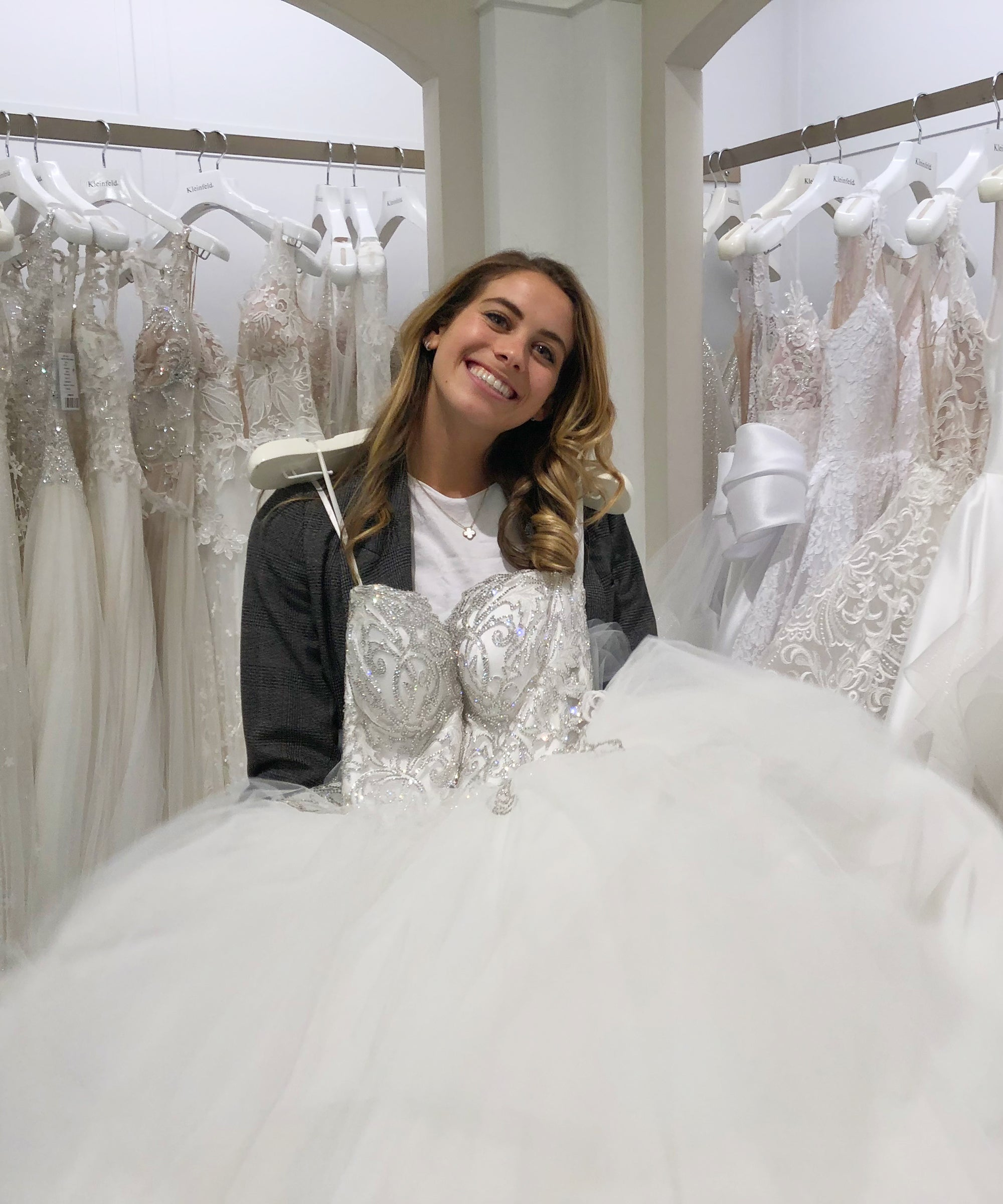 """I Tried Being A """"Say Yes To The Dress"""" Bridal Consultant"""