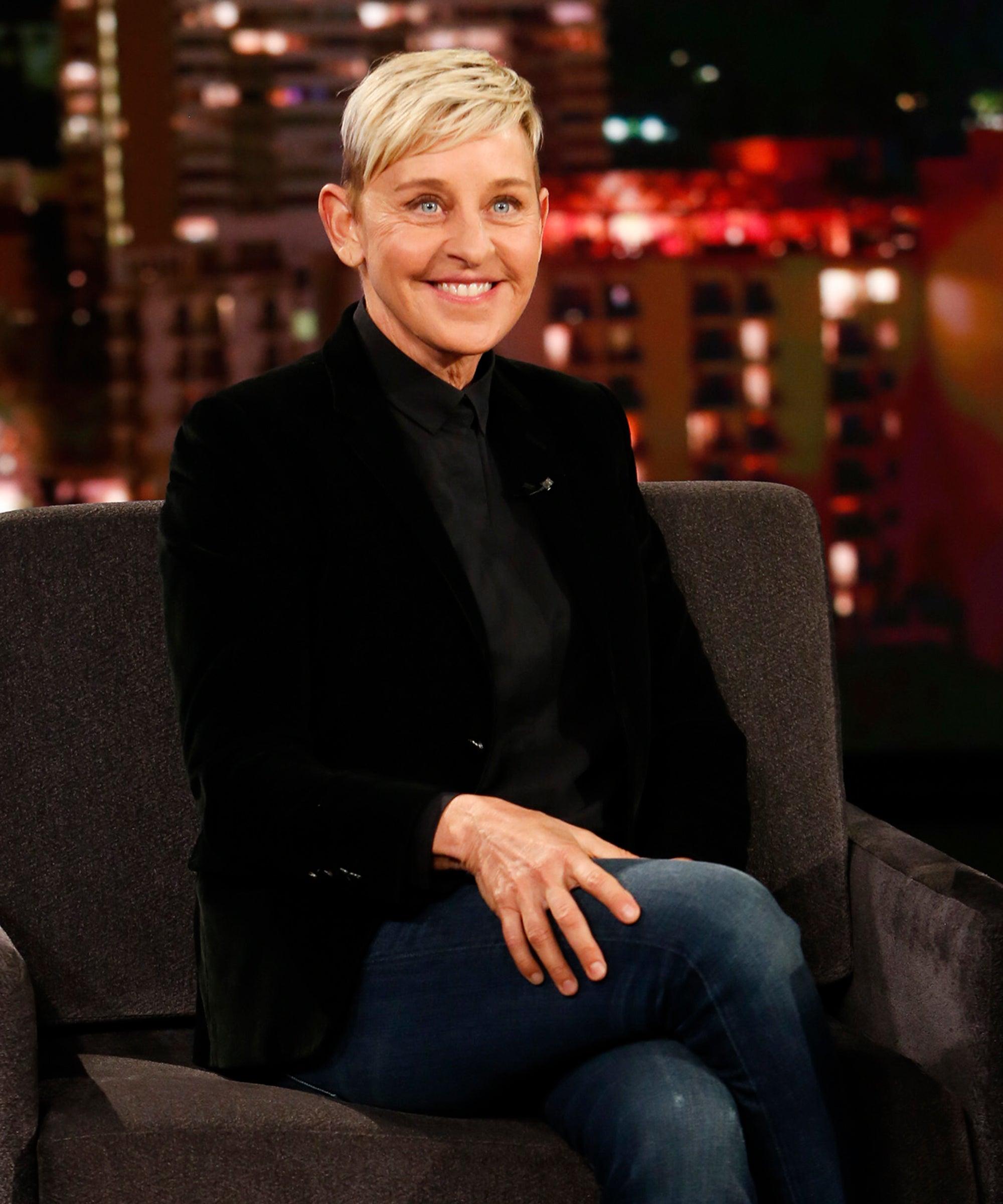Brad Pitt & Ellen DeGeneres Apparently Share The Same Ex-Girlfriend