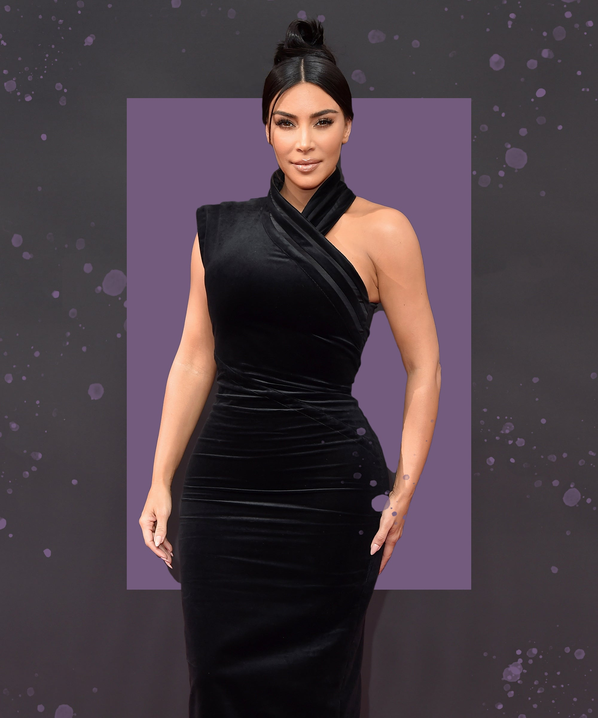 Kim K. Says North West's Future As A Beauty Guru Is On Hold Per Kanye's Orders