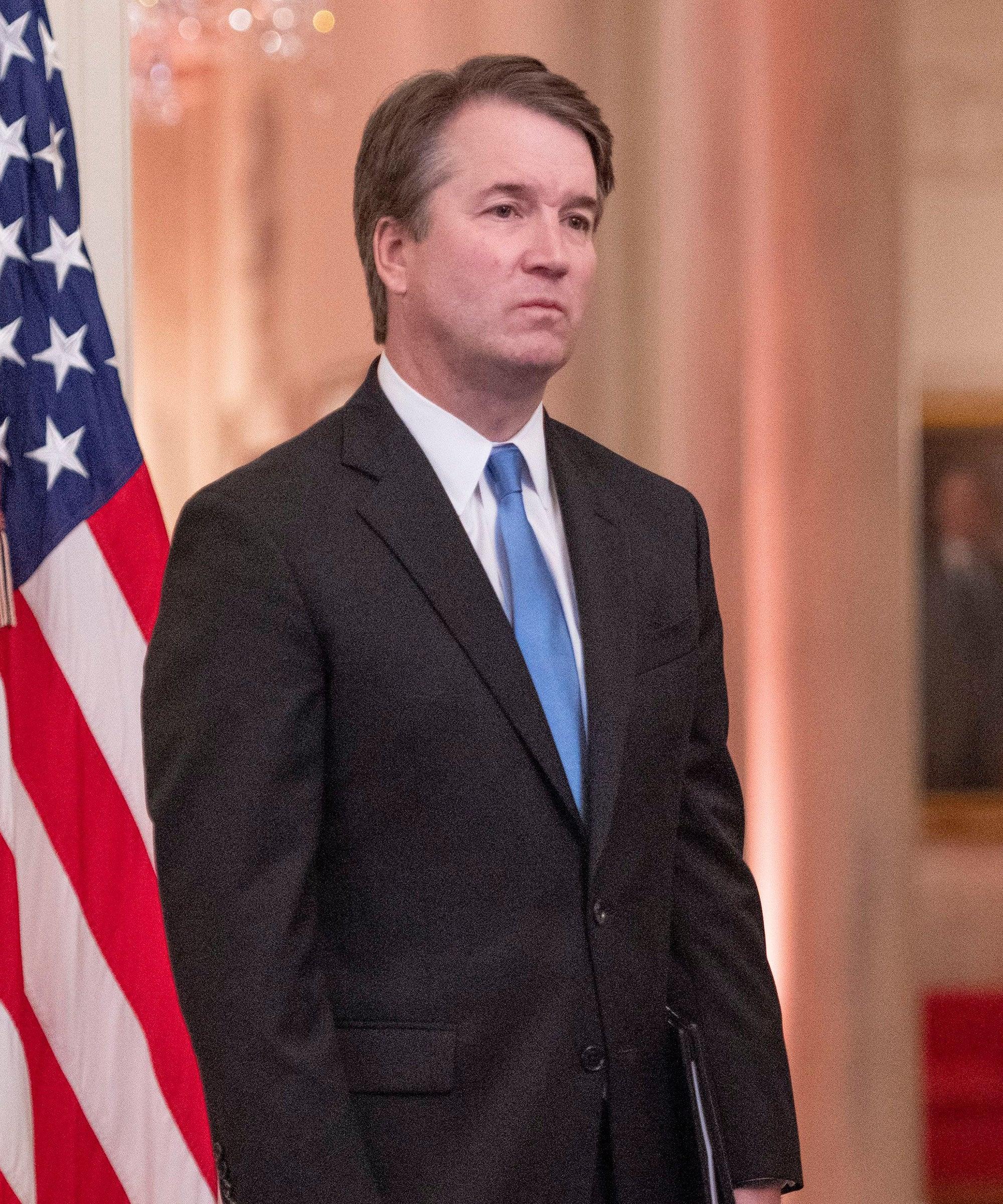 New Sexual Assault Allegations Reignite Calls For Brett Kavanaugh's Impeachment