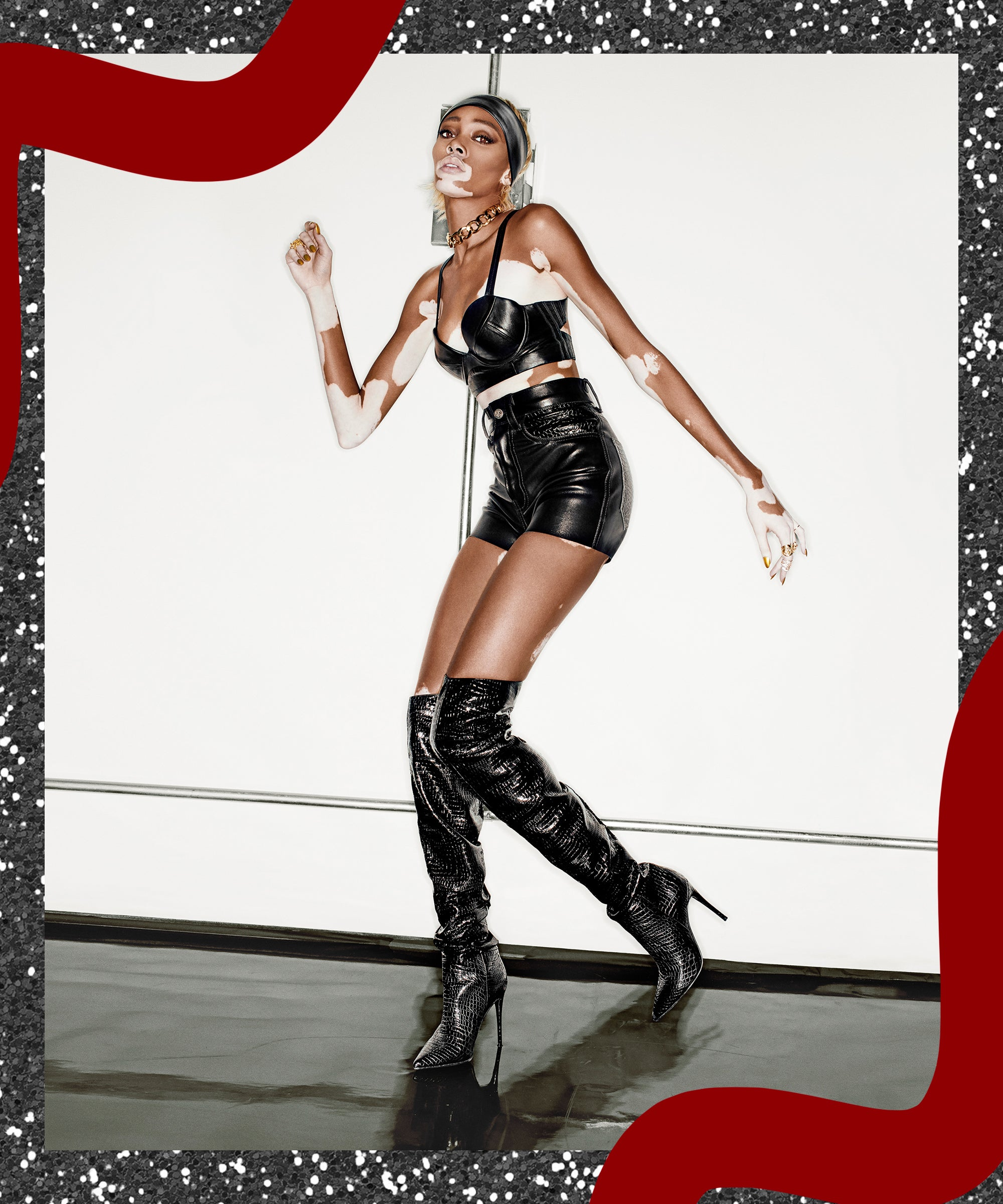 Winnie Harlow Is Venturing Into Shoe Design With Steve Madden