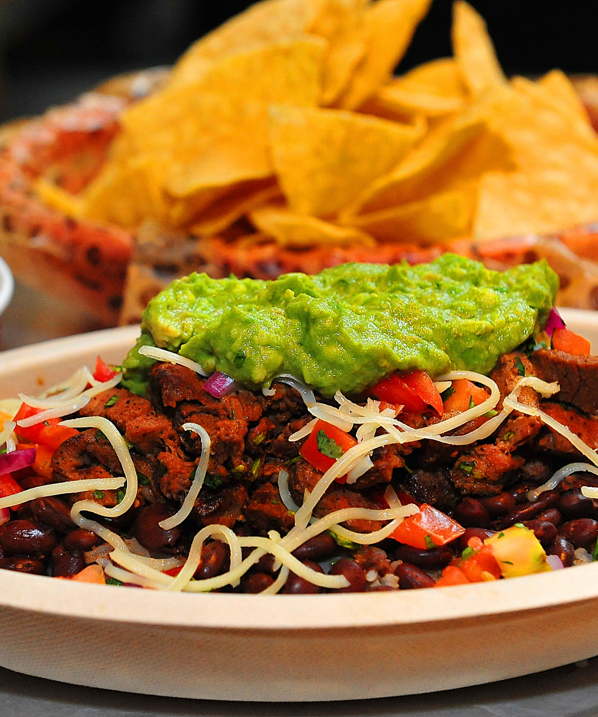 Chipotle Is Adding A New Protein Option To Its Menu