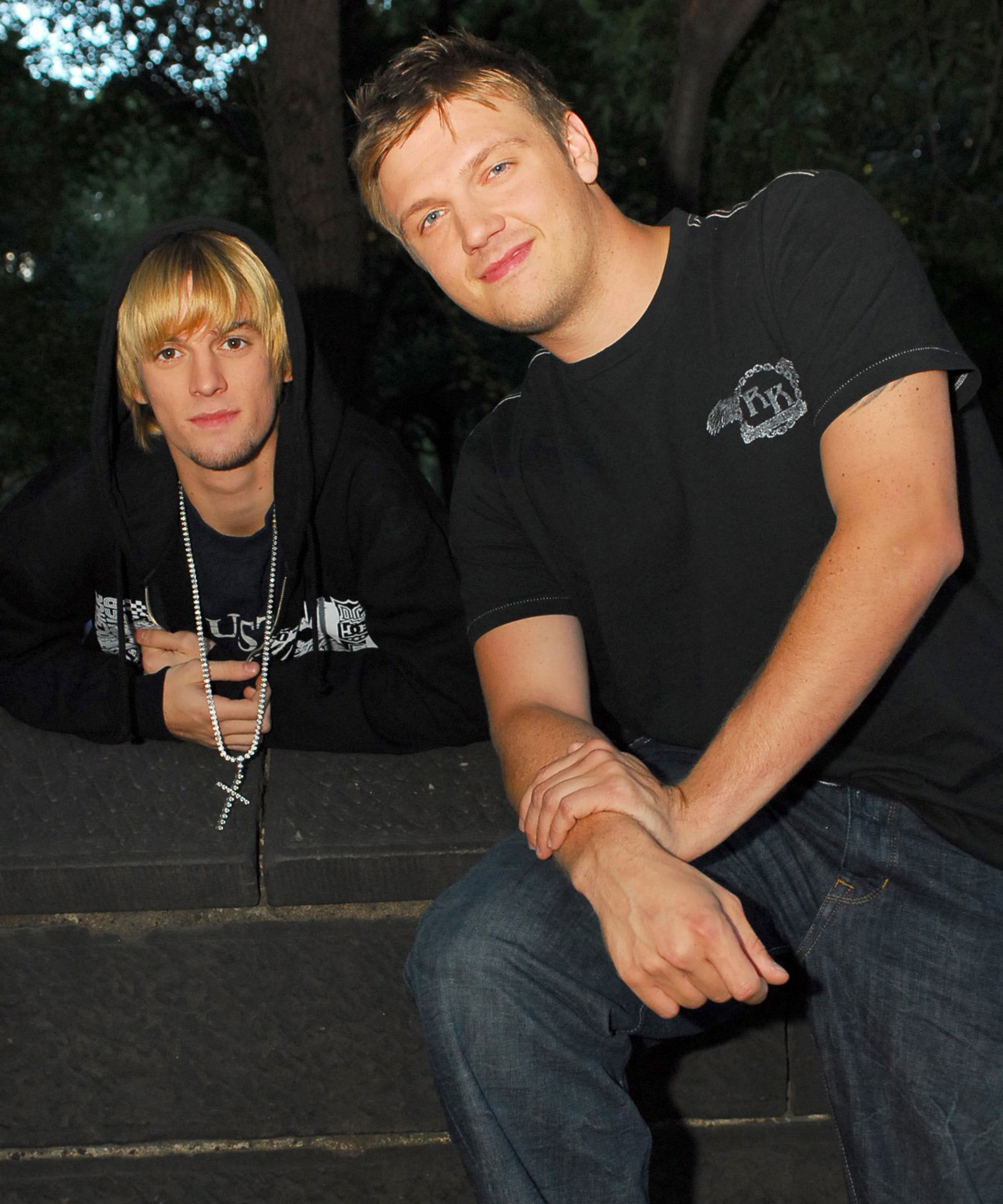 Nick Carter Is Seeking A Restraining Order Against Brother Aaron Carter