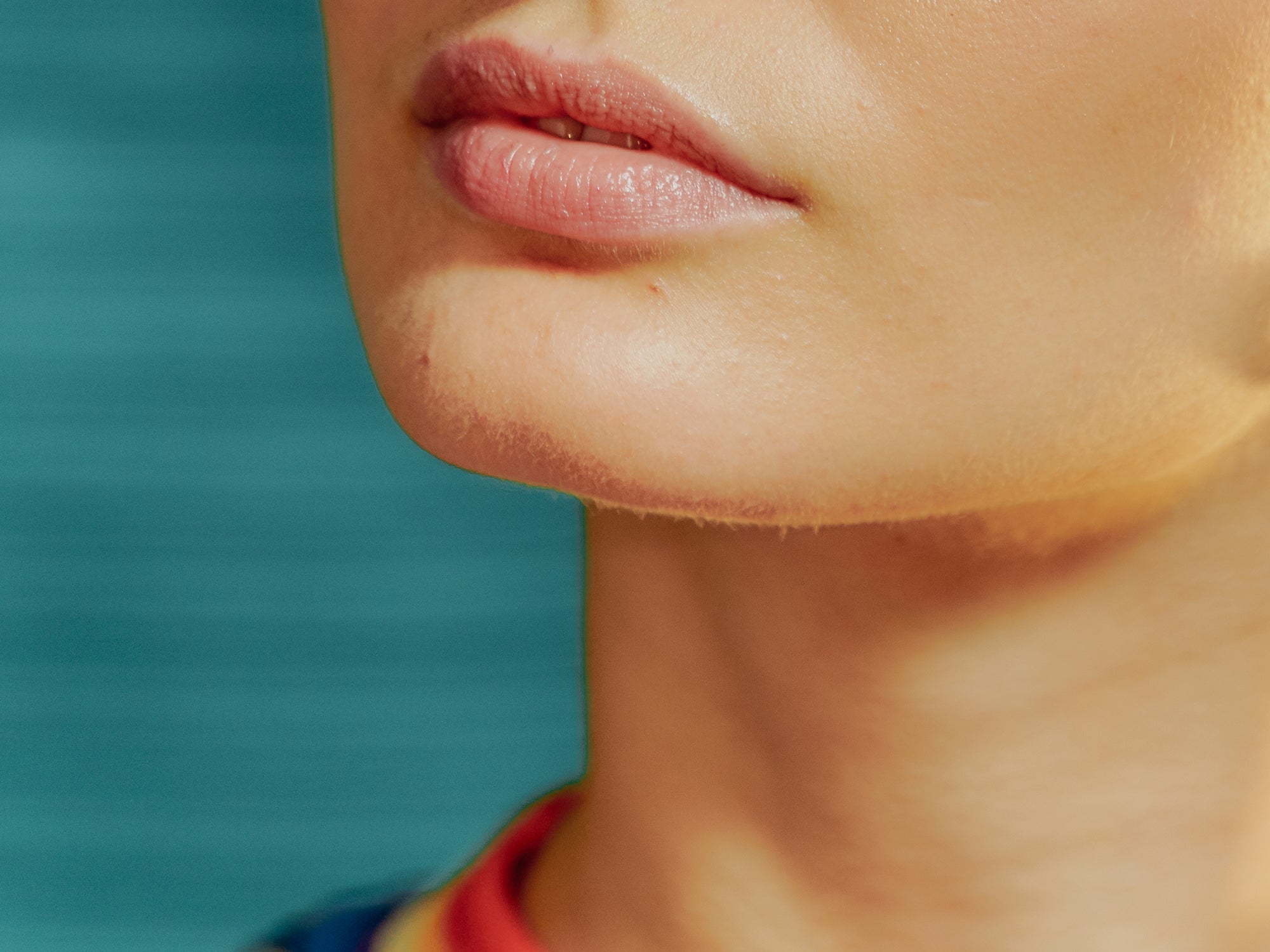 This Is Why You Have Hormonal Acne On Your Jawline