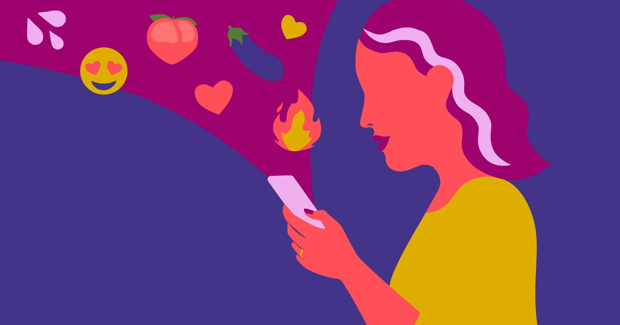 When I Hit Menopause, I Found Salvation On Tinder