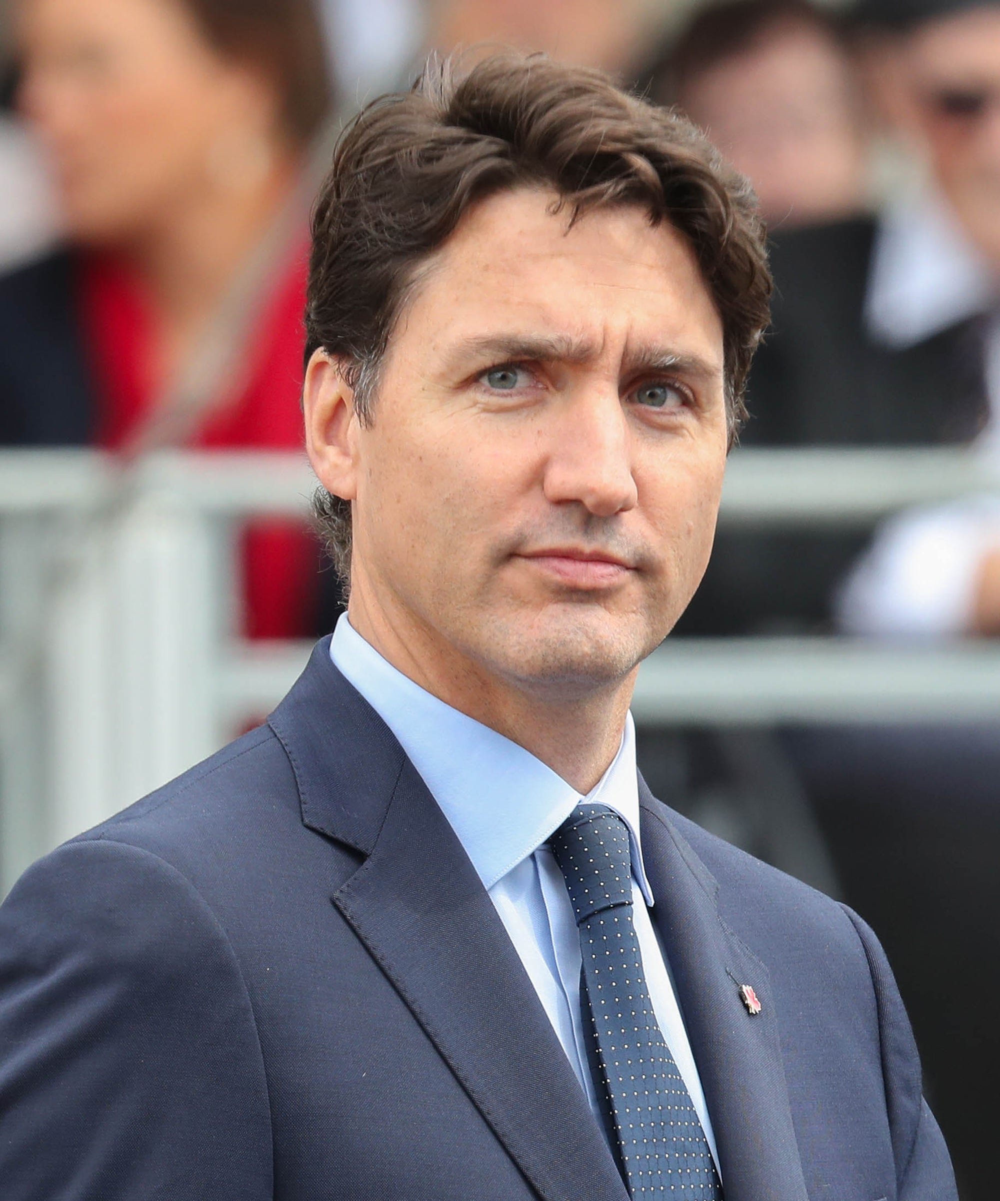 Justin Trudeau's Blackface Photos Aren't Surprising —They Show Us Who He's Always Been
