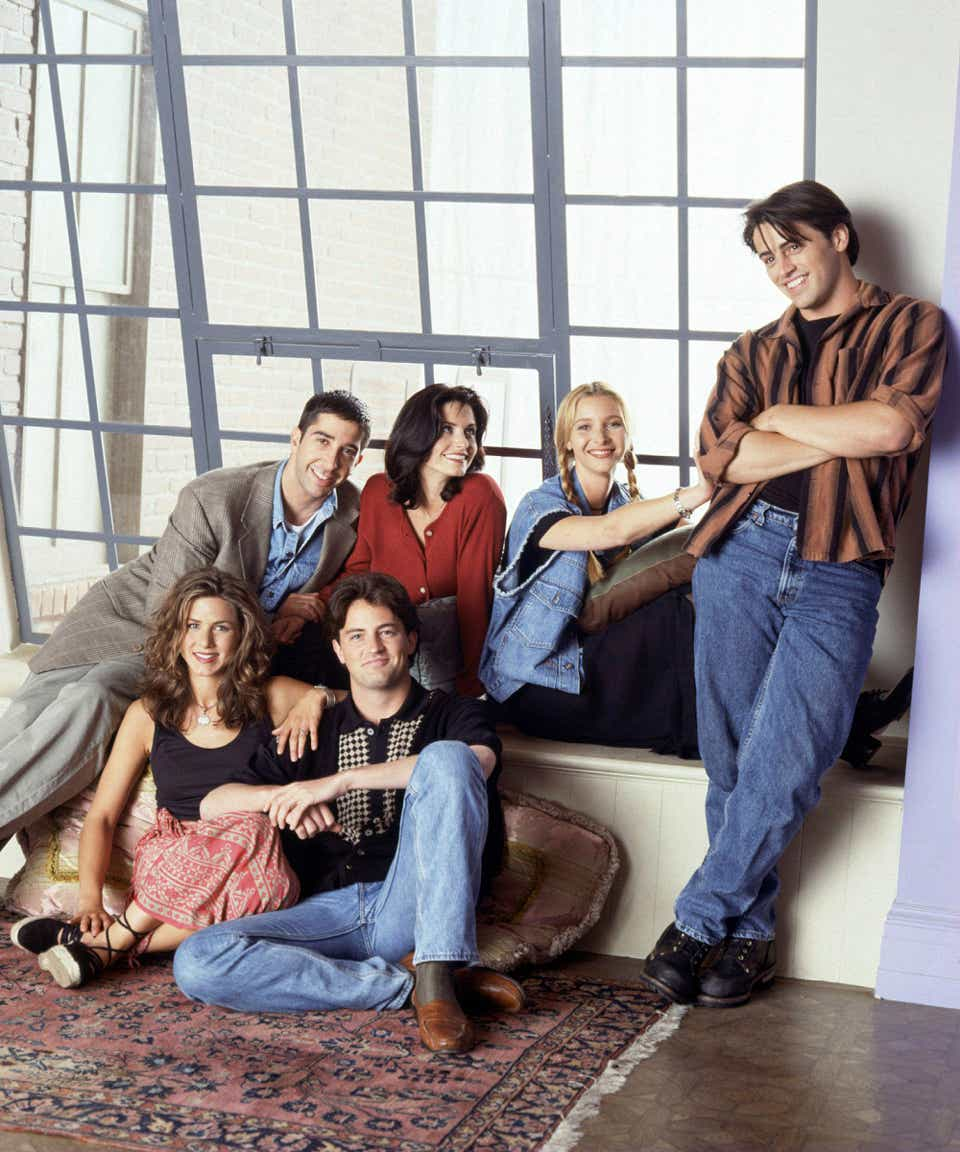 Where Is The Full Cast Of Friends Supporting Actors Now