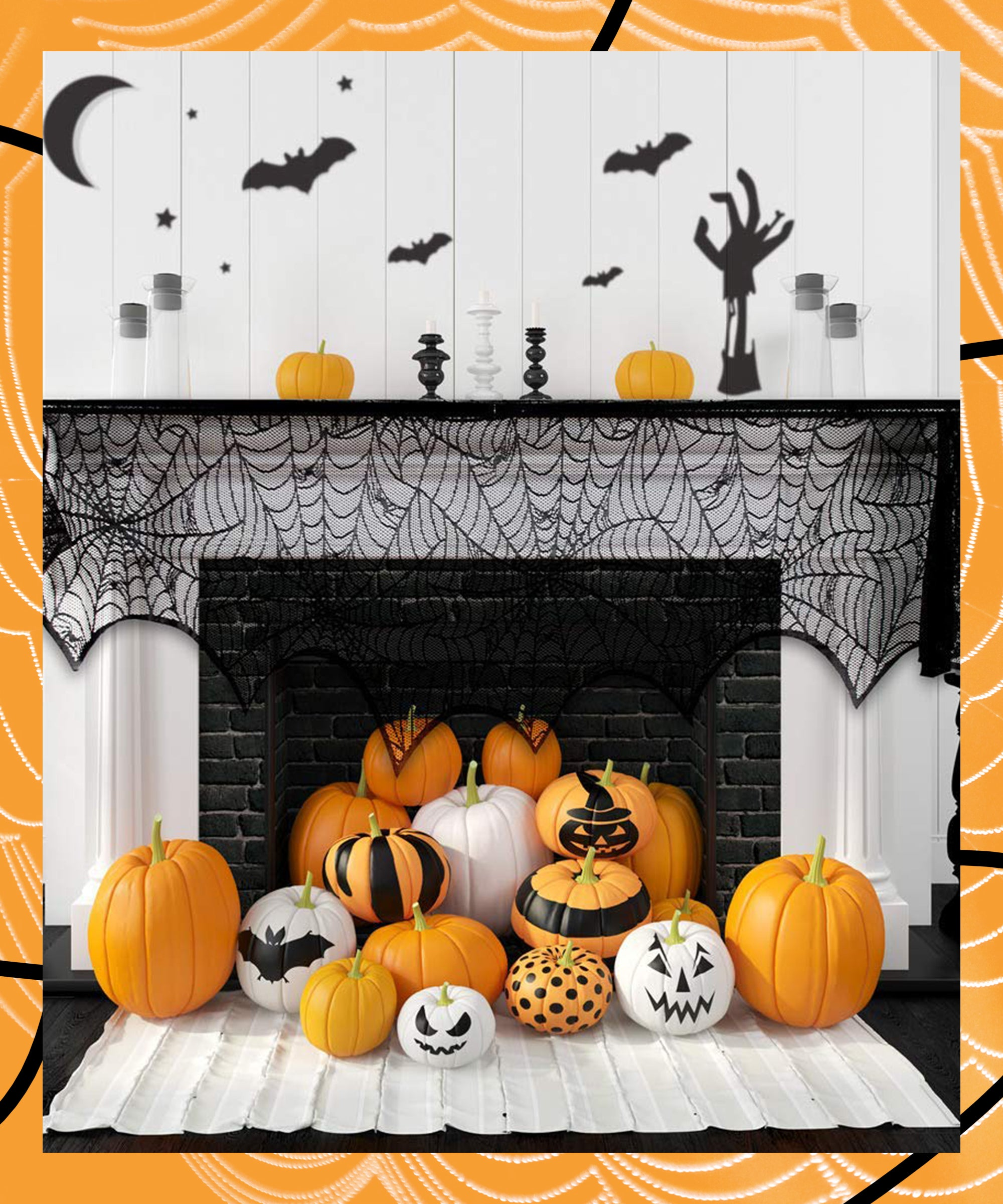 These Cute Halloween Decorations Are Perfect For Your Monstrous Bash