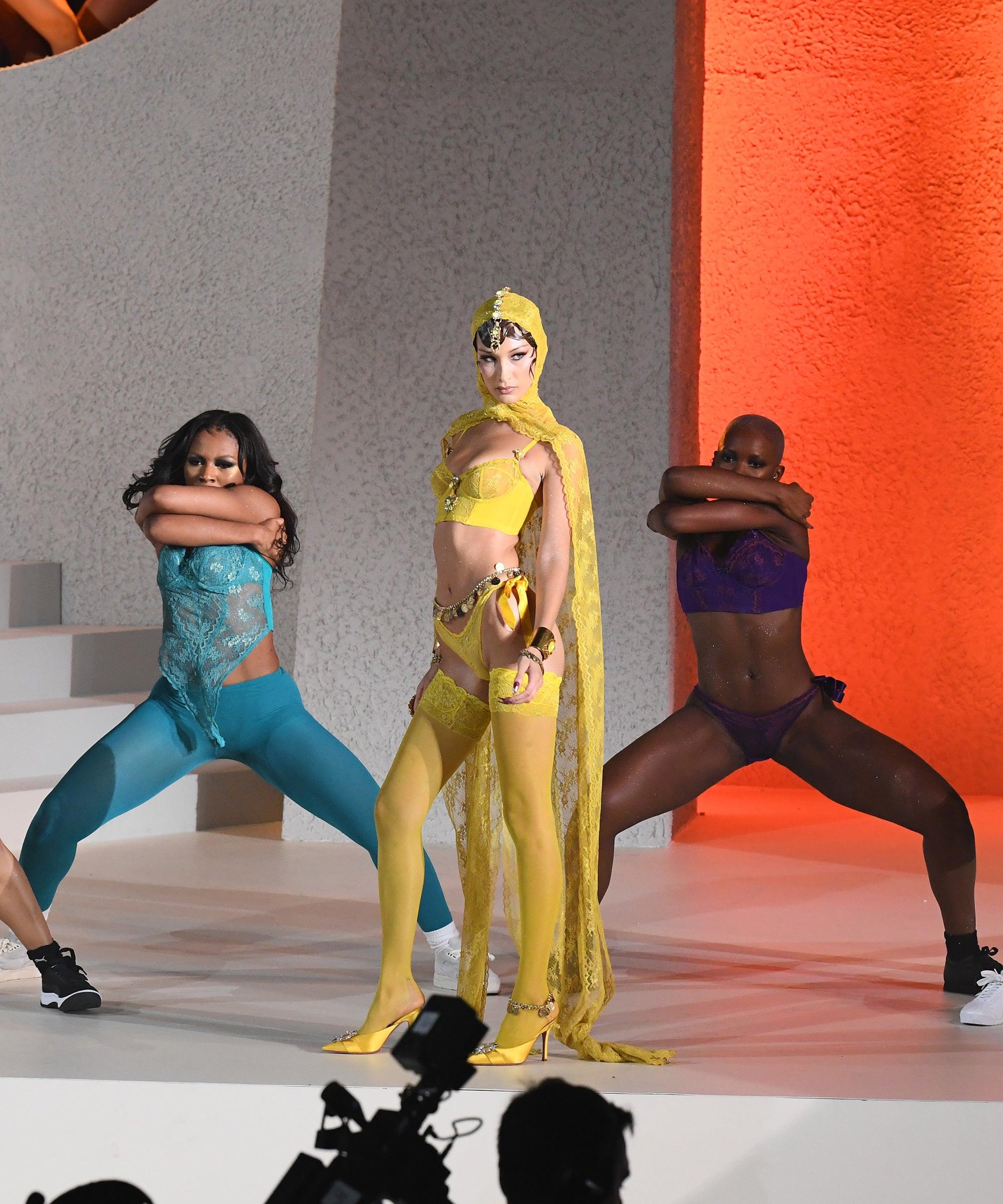 Shop Rihanna's Savage x Fenty Show As You Watch It On Amazon
