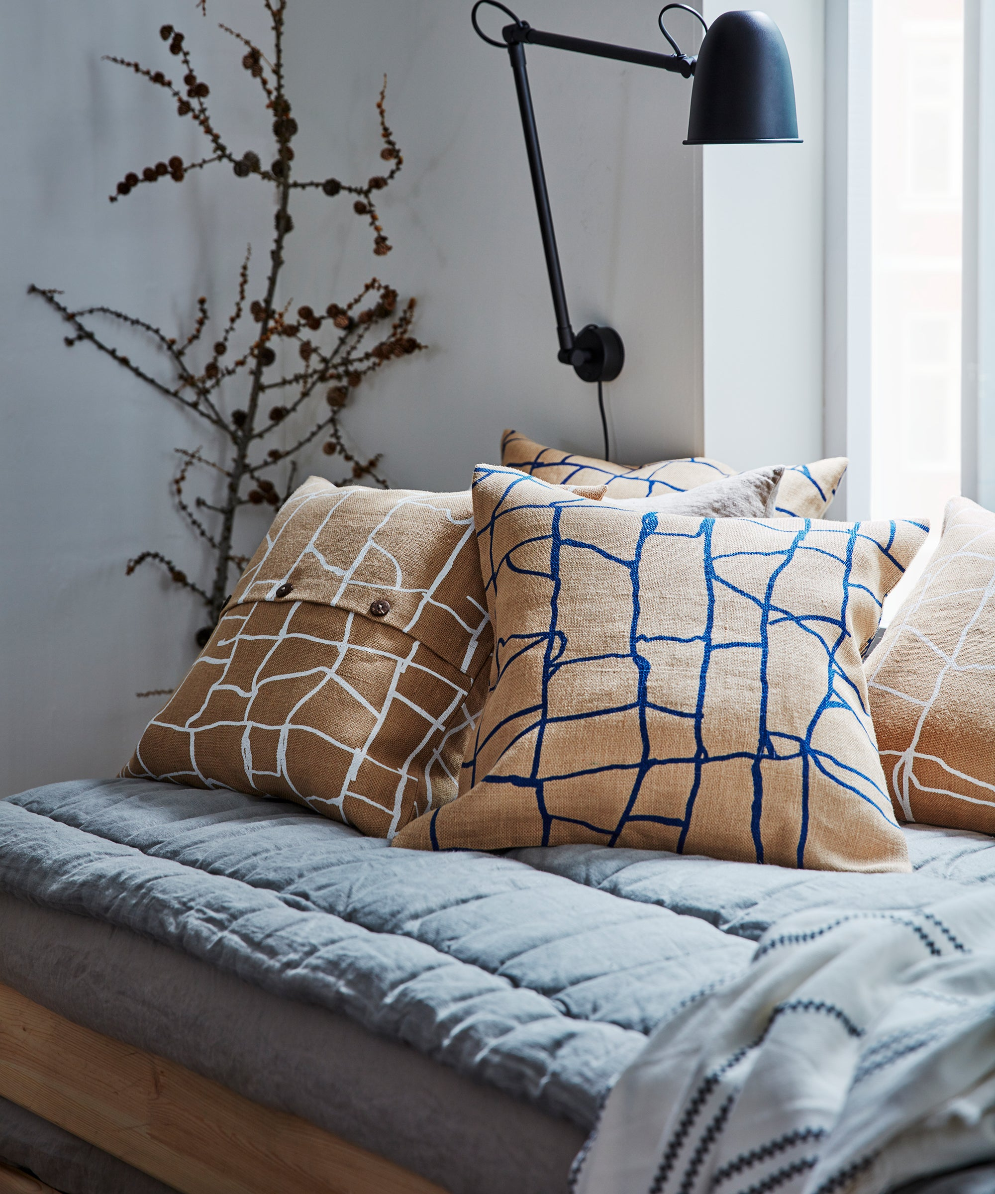 Ikea's New Collection Was Designed For Cool Weather Coziness