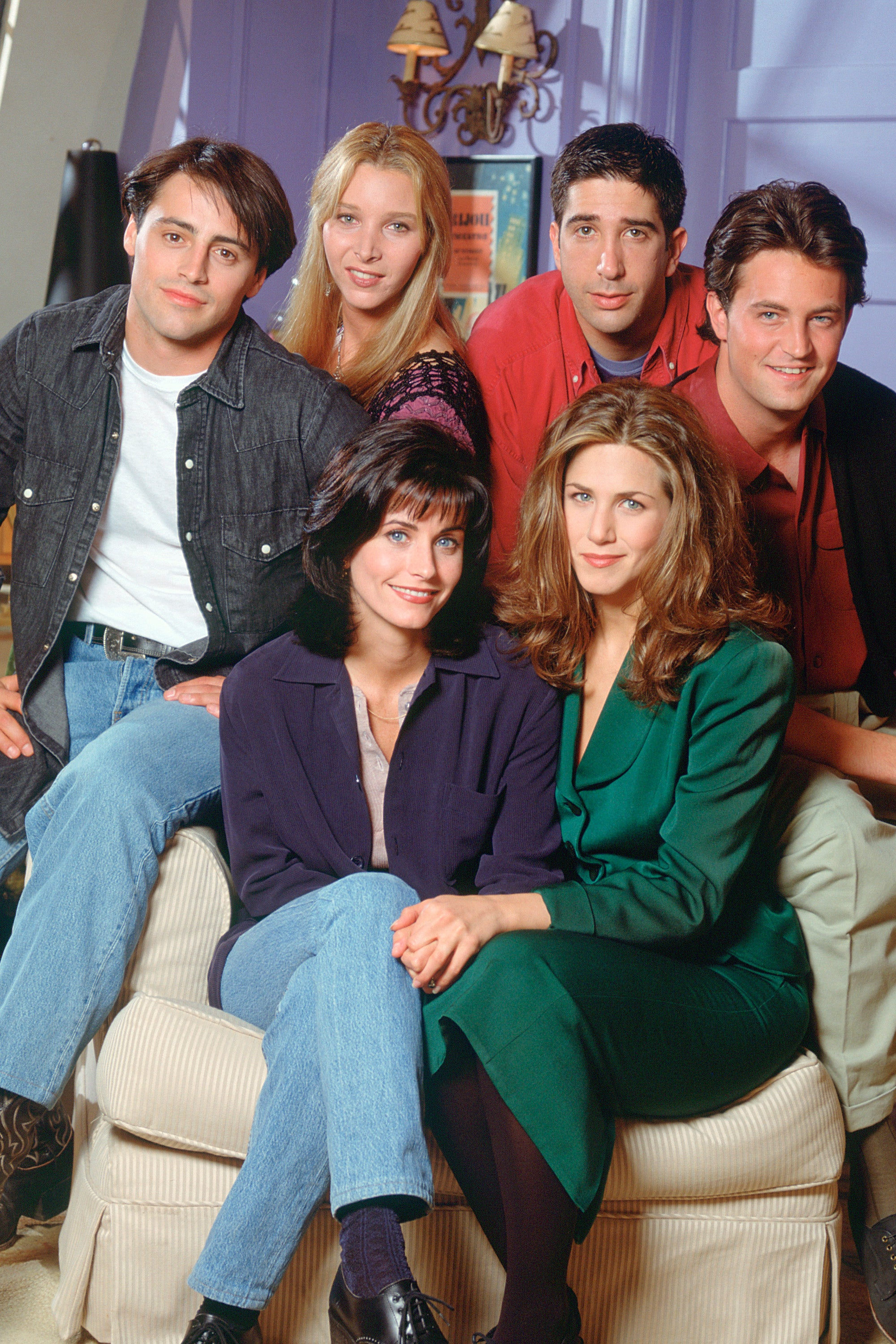 What You Never Knew About Friends TV Show Wild Facts
