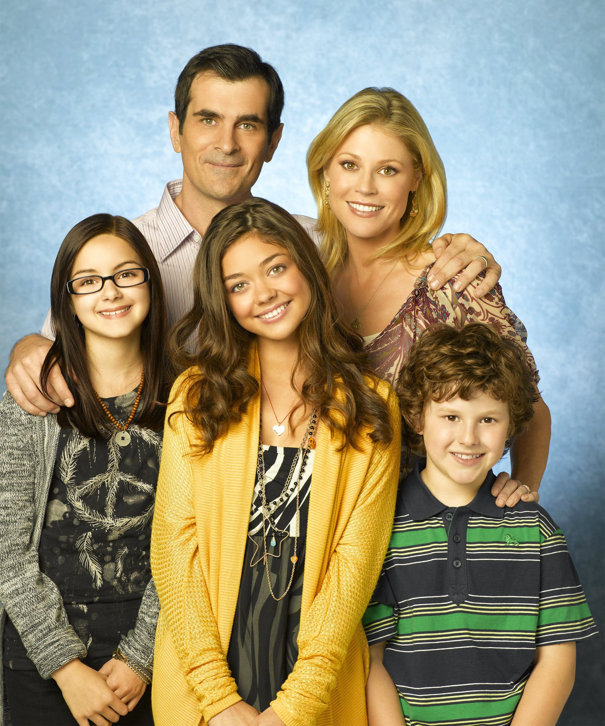 How The Cast Of Modern Family Has Changed Since Season 1