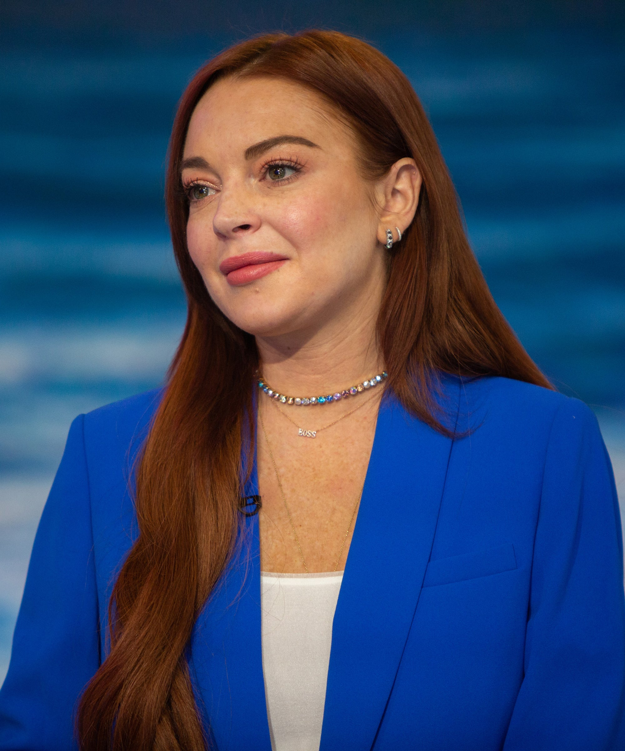 Lindsay Lohan Broke Up With Her Mysterious, Not Royal Boyfriend