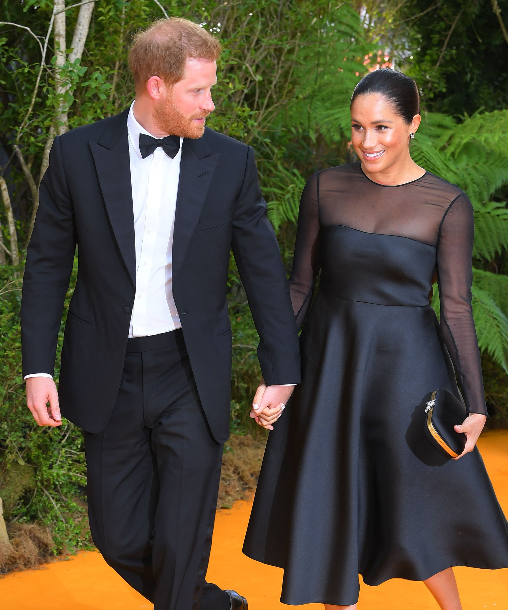 """Meghan Markle & Prince Harry Kick Off A Tour Of Their """"Second Home"""" With Baby Archie"""