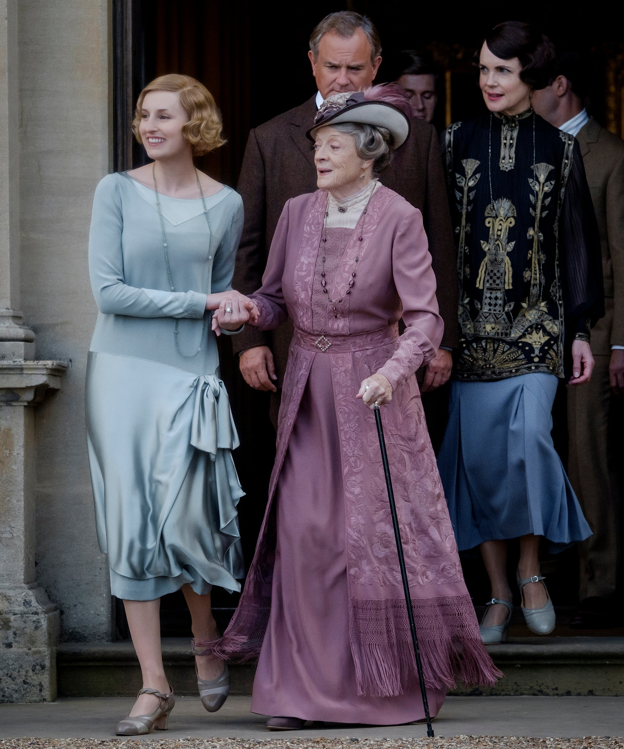 How Much Of The Royal Visit To Downton Abbey Was Based On Real Events?