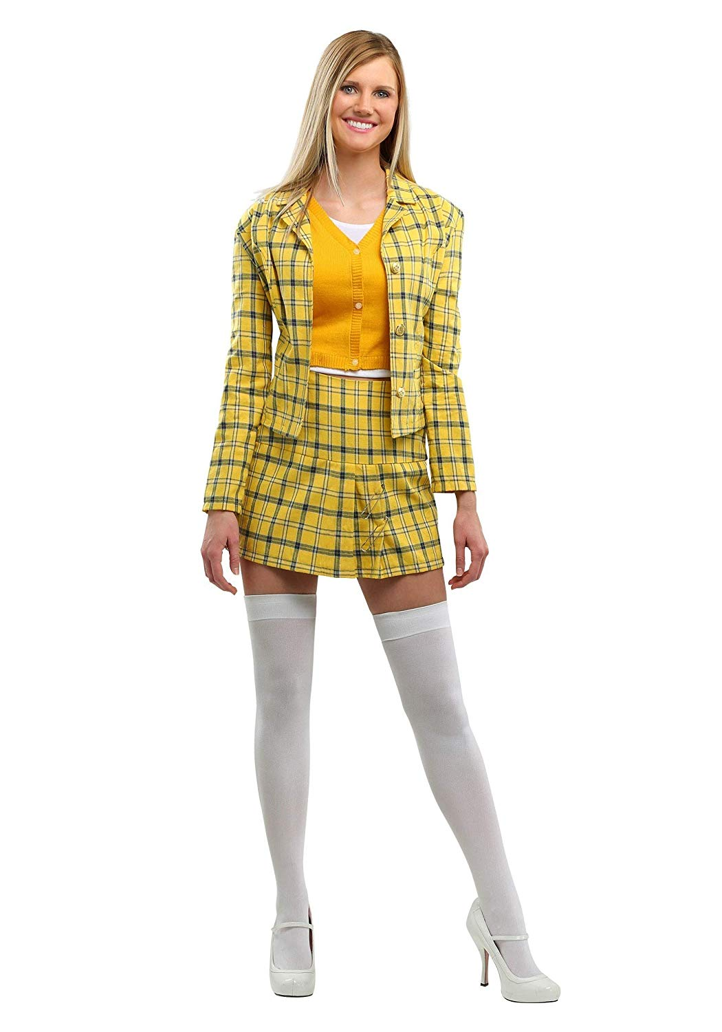 Fun Costumes Exclusive Womens Clueless Cher Costume Set