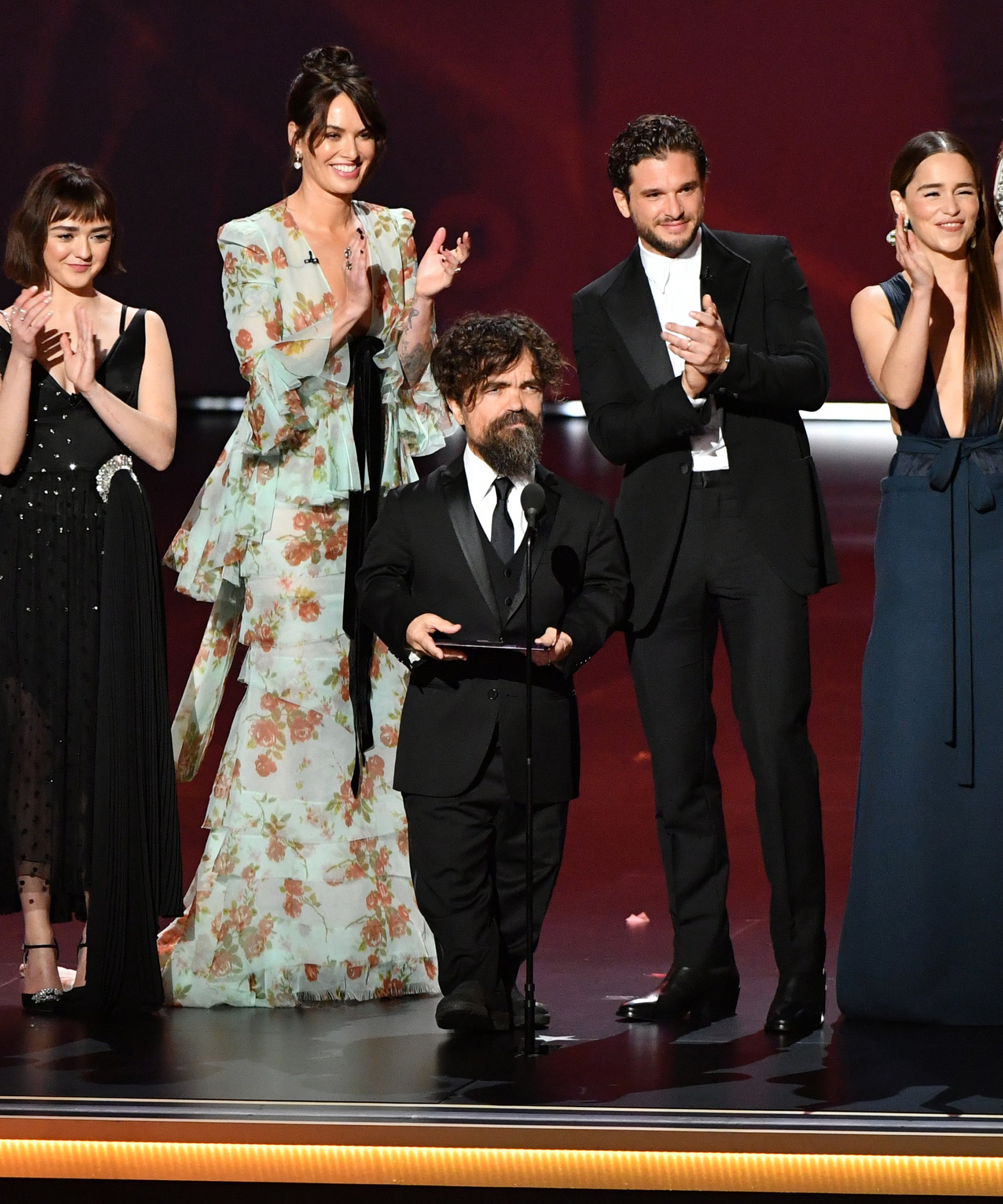 In Typical Tyrion Lannister Fashion, Peter Dinklage Got Bleeped Out Of His Emmys Speech