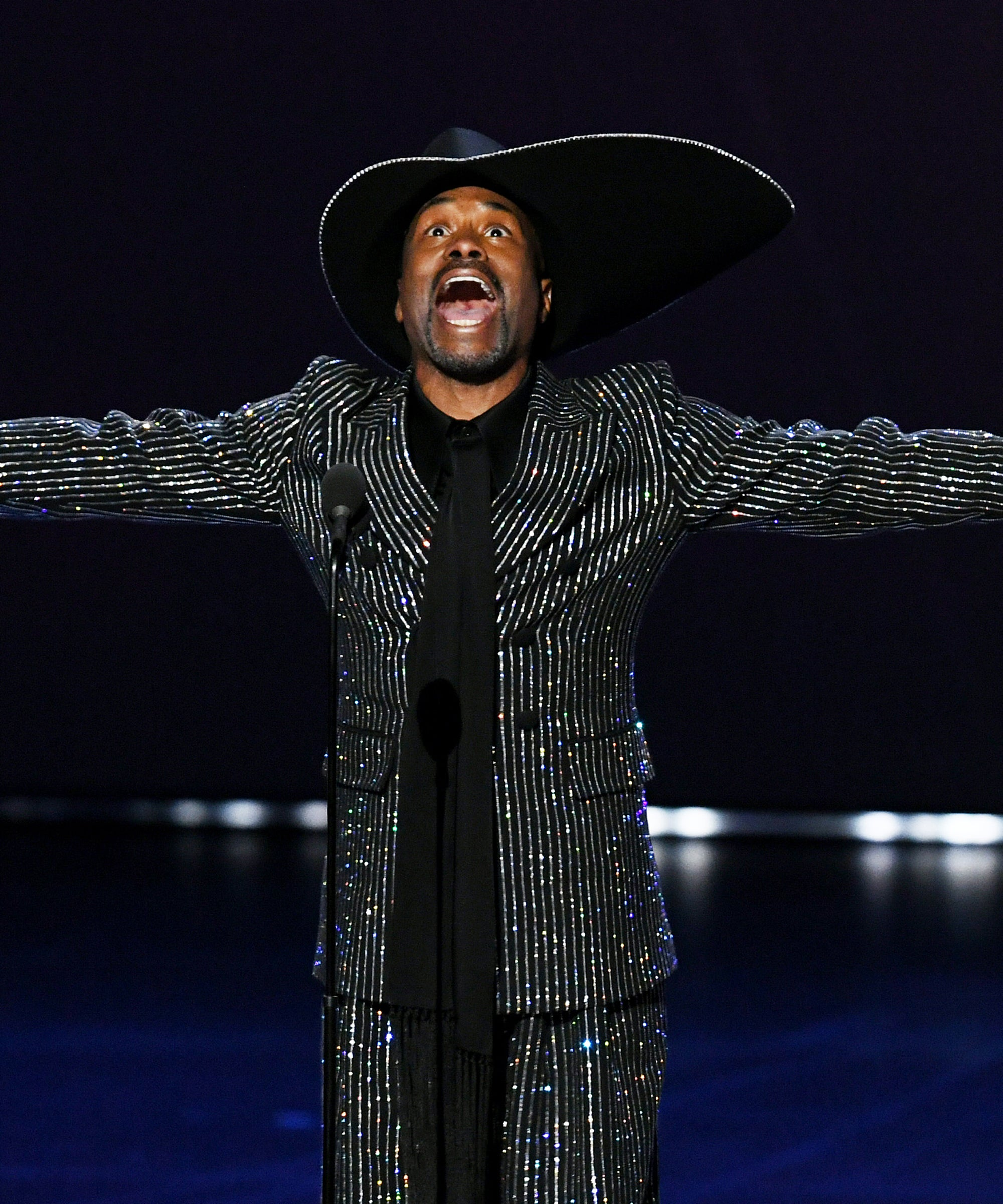Billy Porter Made Emmys History Tonight & We're Here For It
