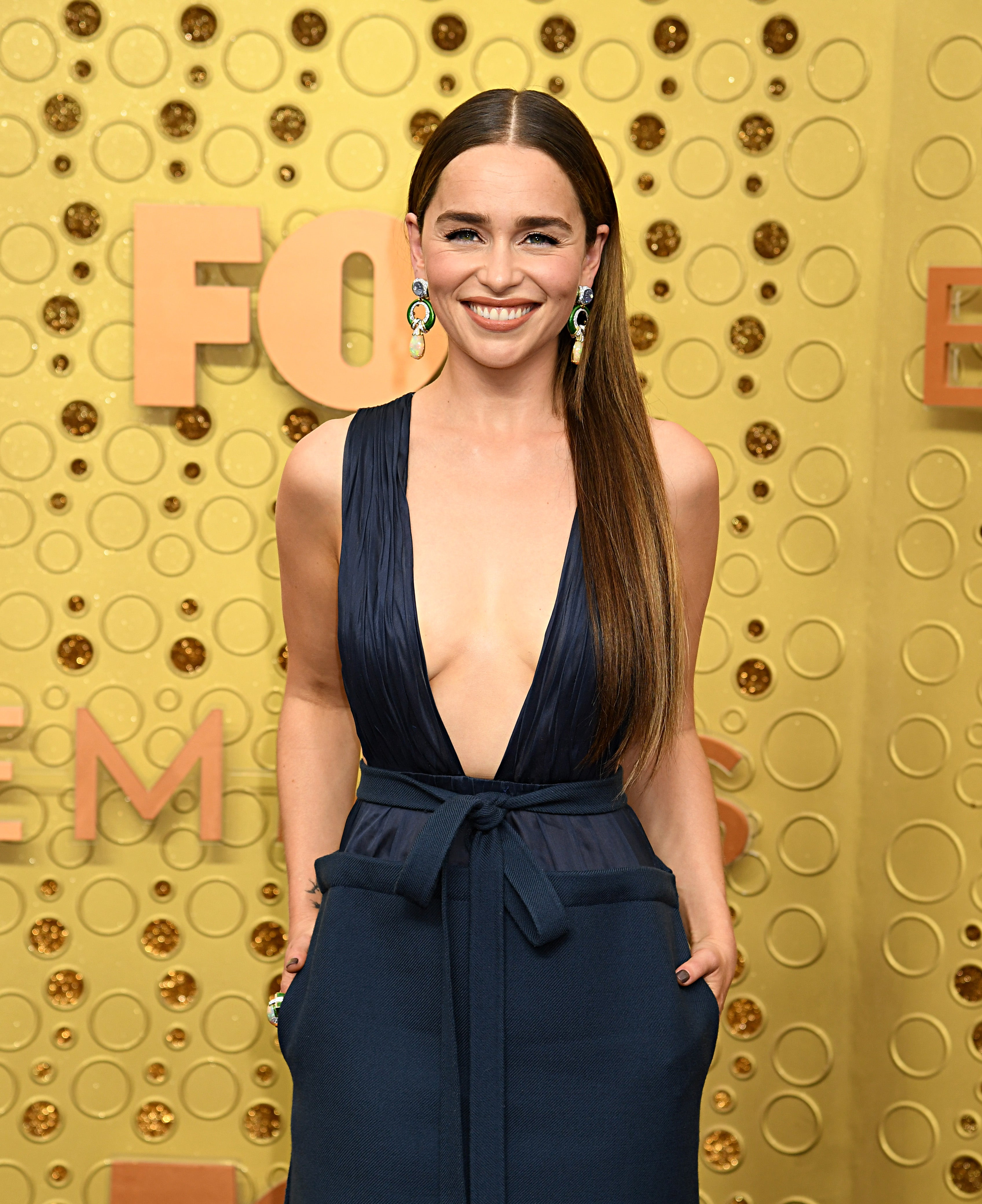Emilia Clarke Debuted A Brand-New Tattoo Last Night At The Emmys