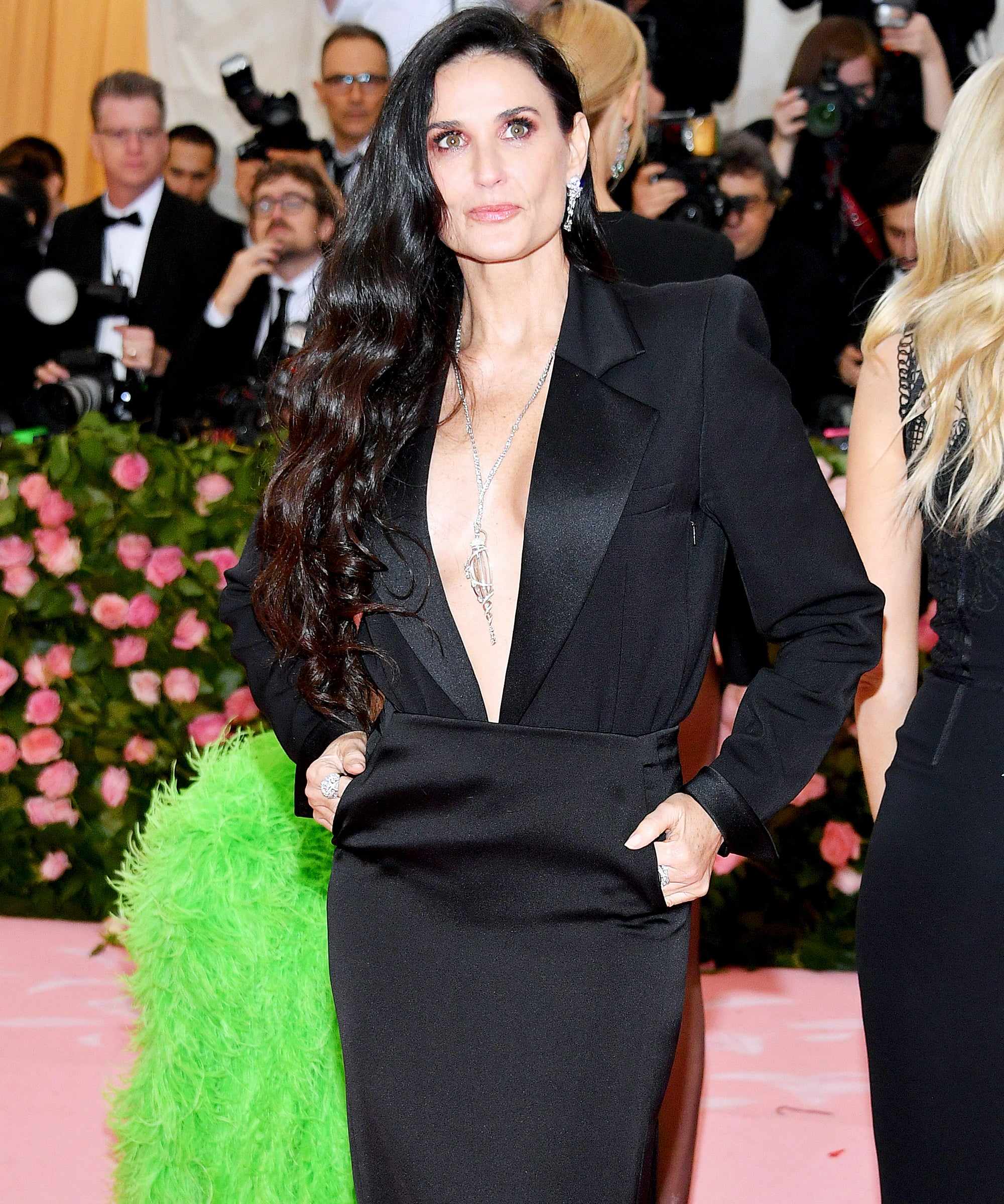 Demi Moore Was Told Her Mother Sold Her To Rapist For $500