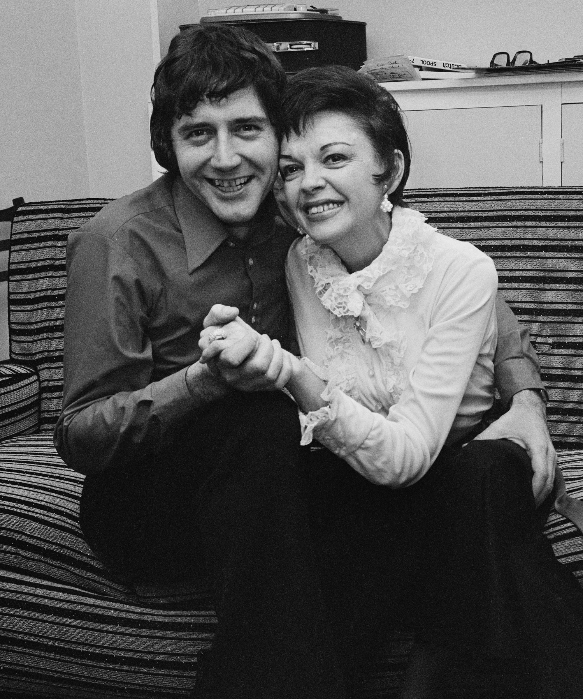 How Mickey Deans Went From Drug Dealer To Judy Garland S Last Great Love