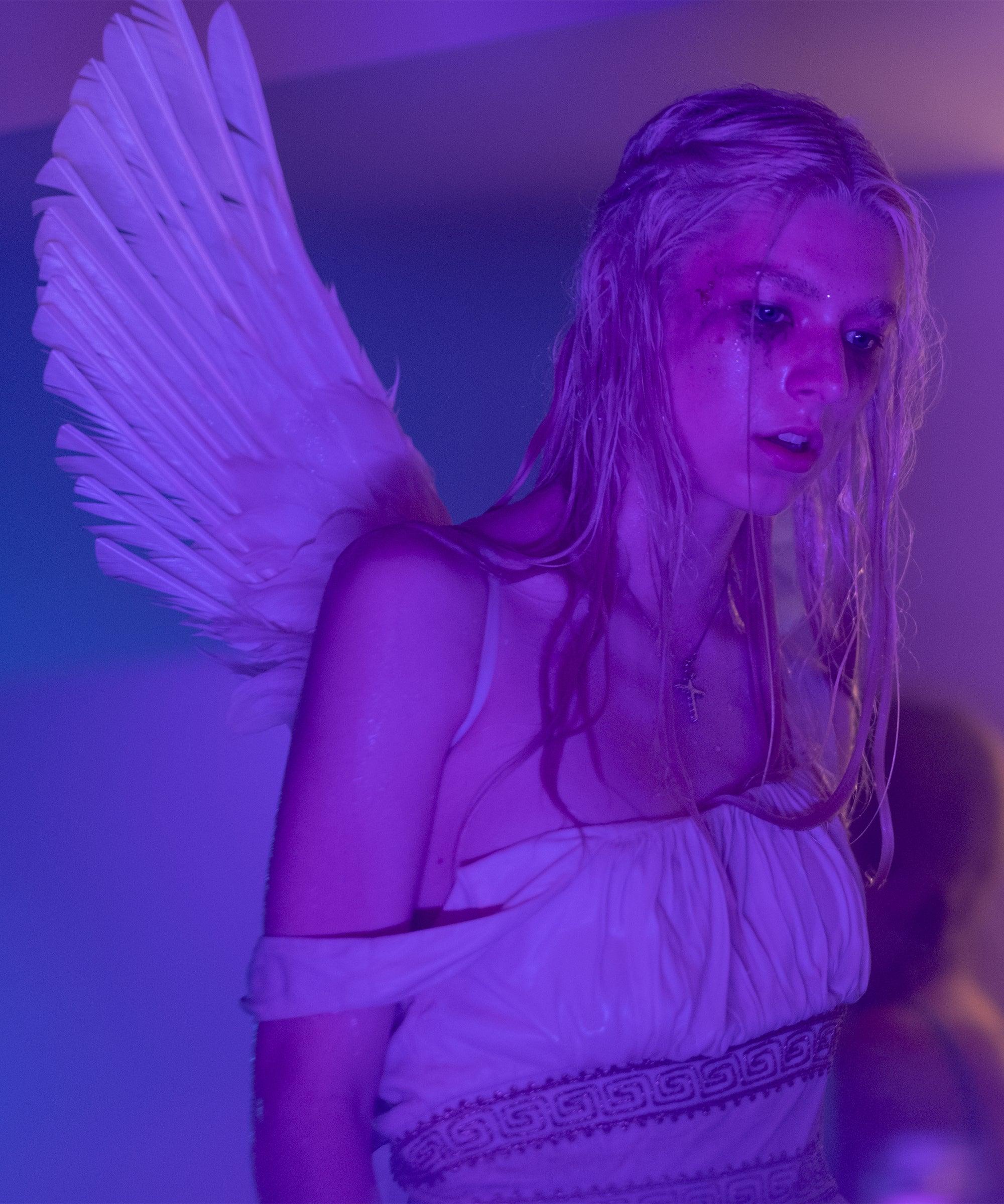 Jules từ series phim Euphoria