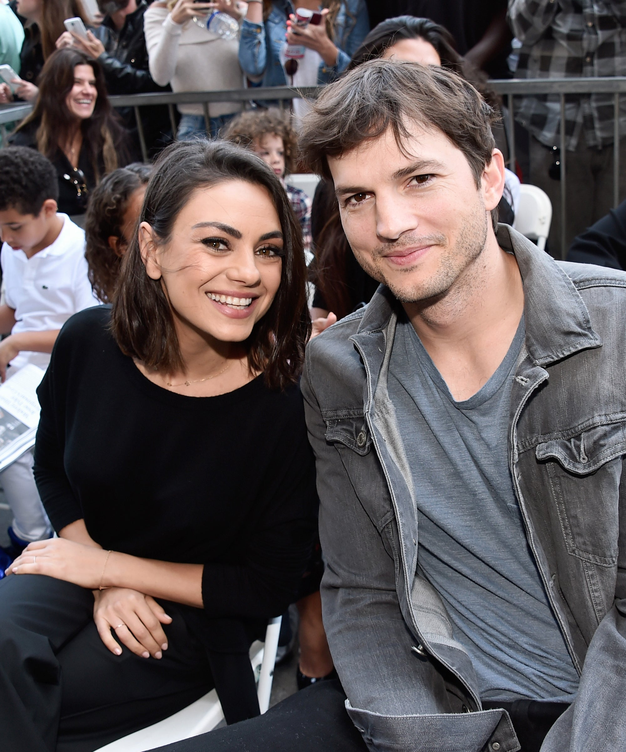 Did Ashton Kutcher Just Respond To All That Unearthed Demi Moore Drama?