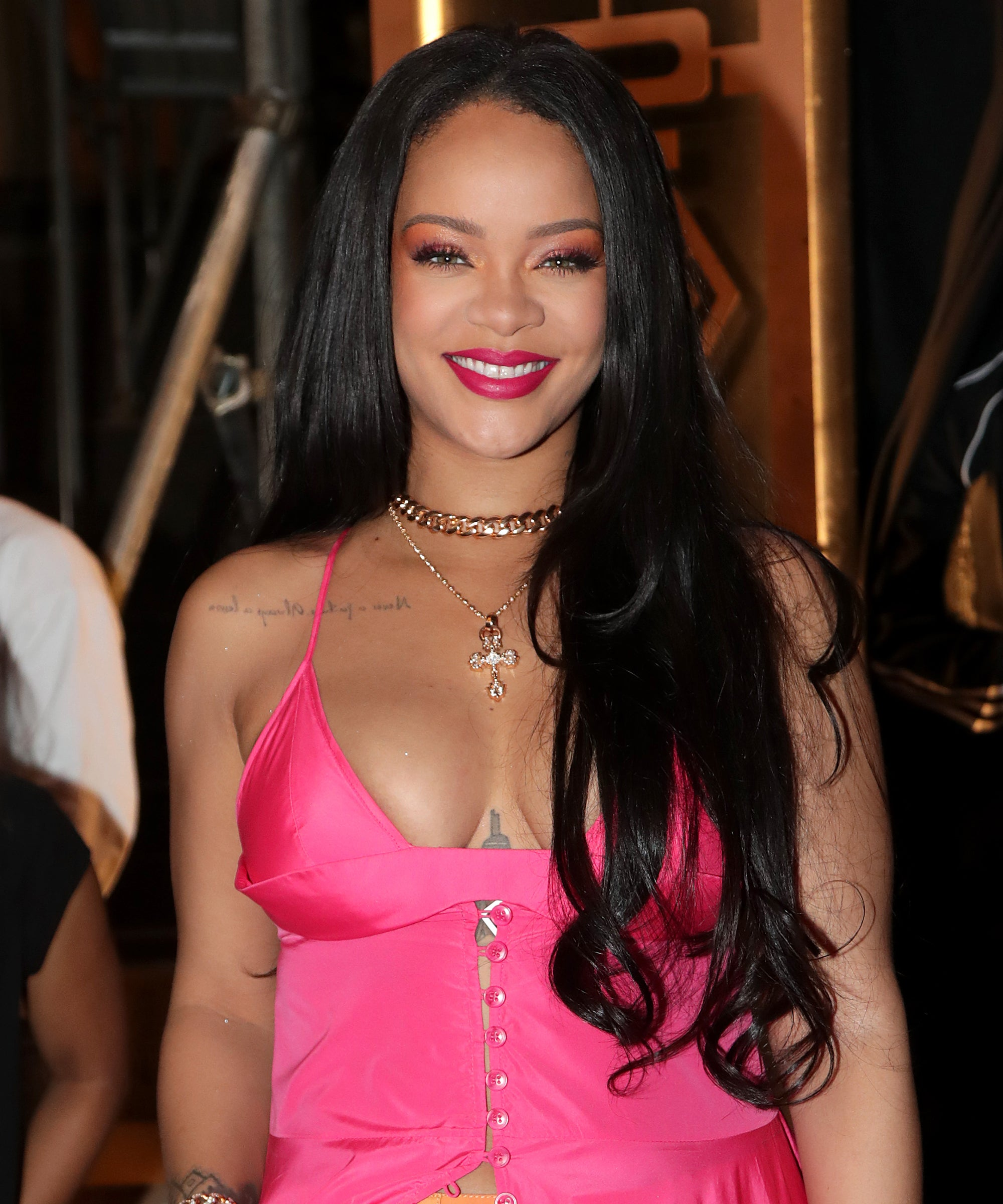 Warning: Rihanna's Latest Hairstyle Will Make You Want A Fringe