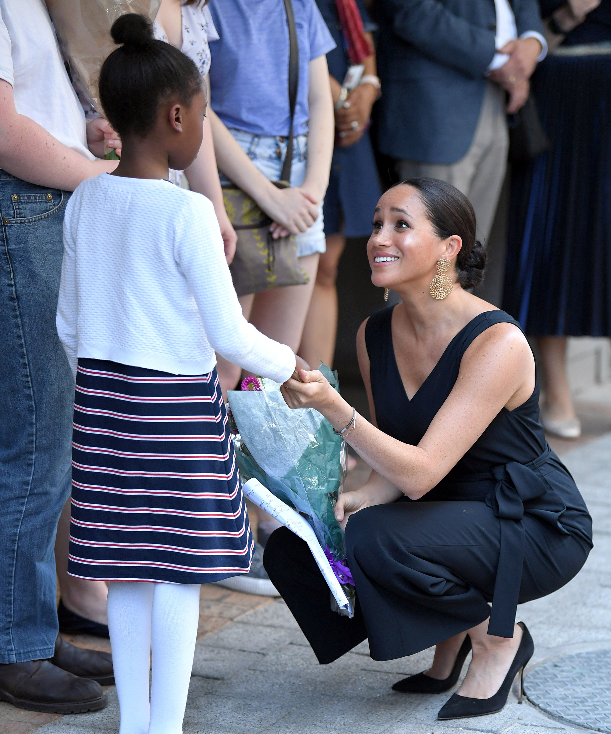 Meghan Markle Stands Up For Women's Rights In A Country Where They're Under Attack