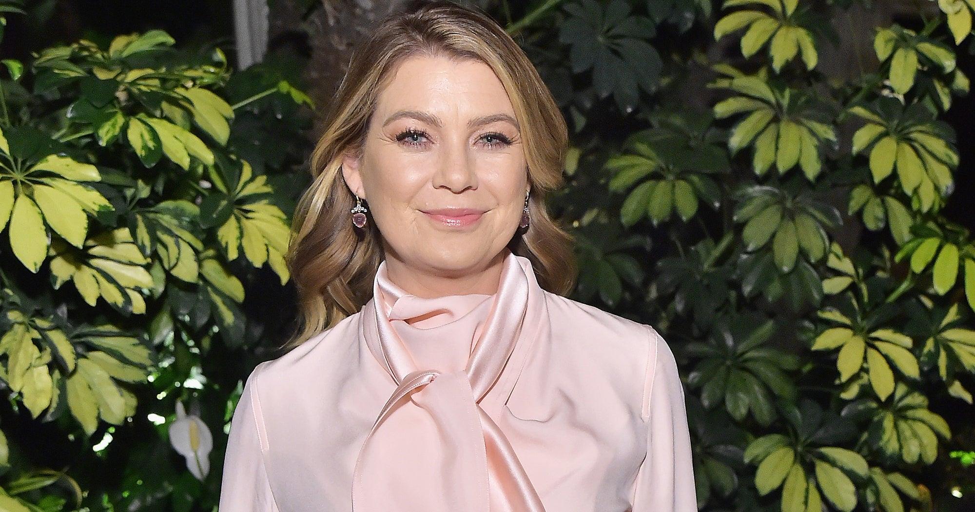 Ellen Pompeo's Idea For The Grey's Anatomy Finale Is Every Fan's Dream