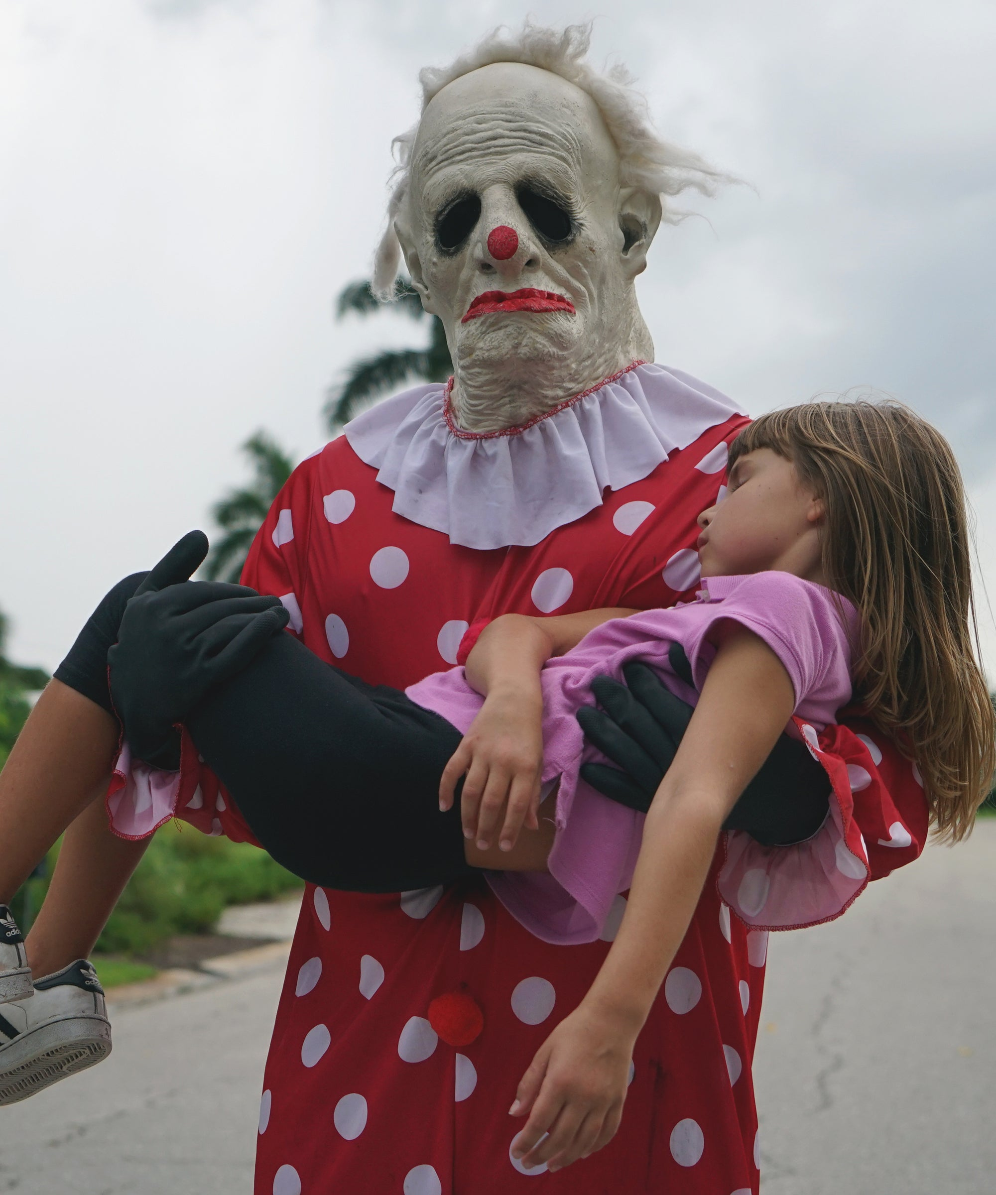 Wrinkles The Clown Movie Is Based On This True Story