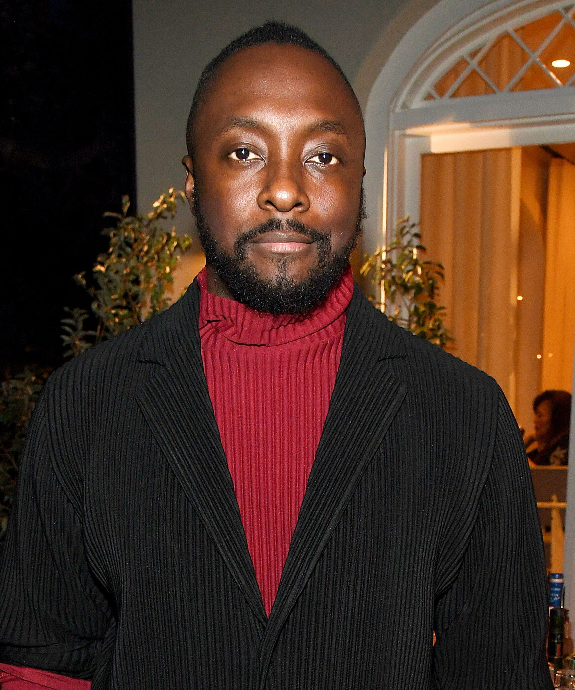 Will.I.Am Has A Message About Gun Reform