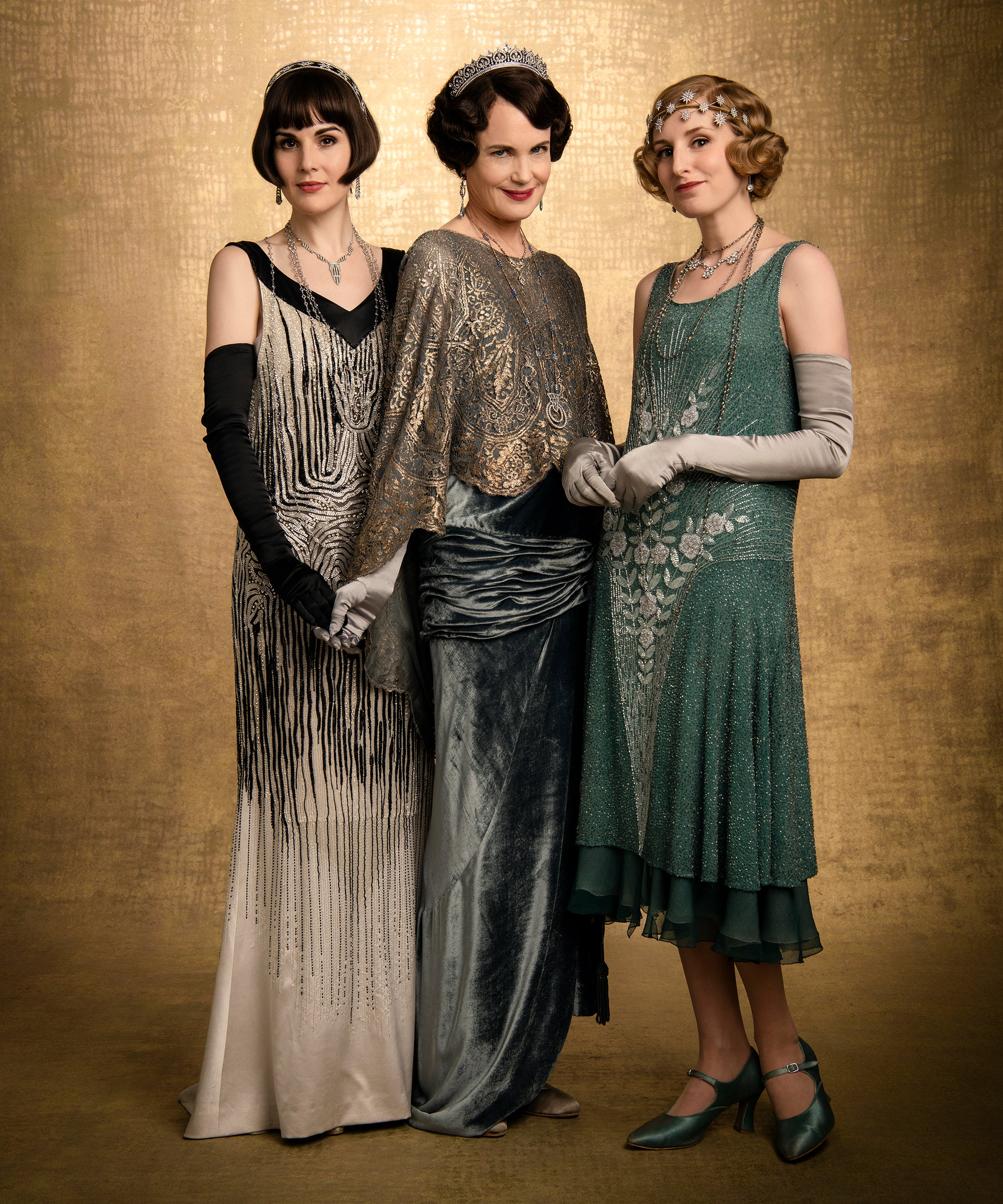 A Downton Abbey Halloween Costume For Every Mood