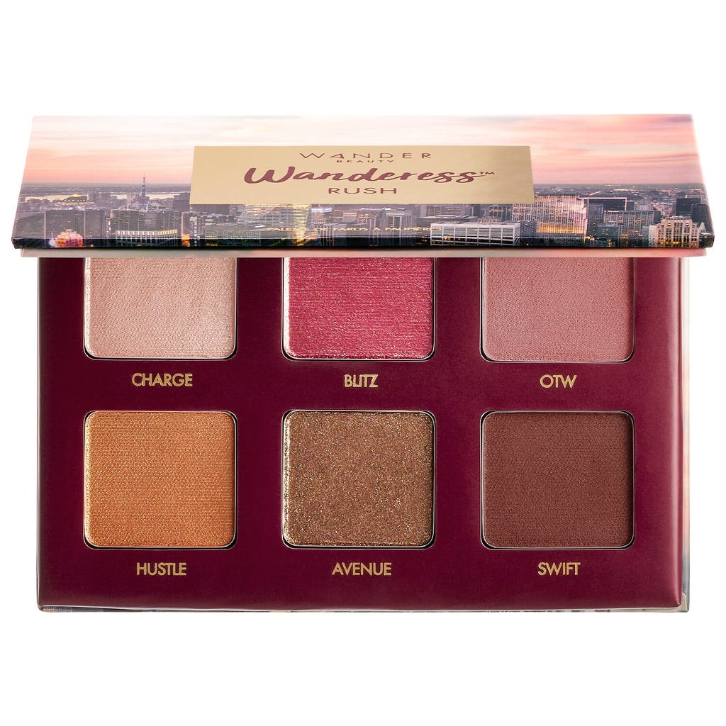 New Eyeshadow Palettes To Shop Now For Fall 2019