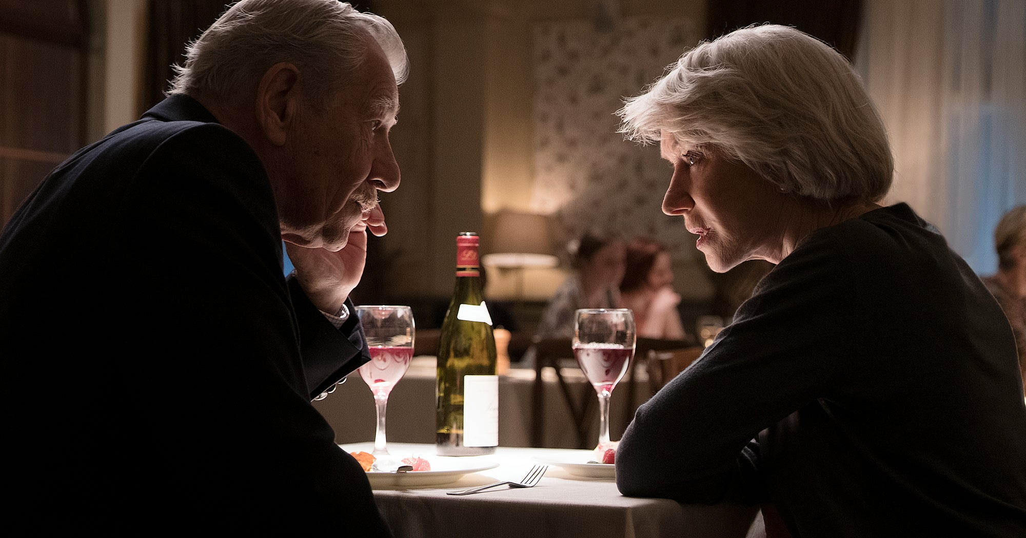 Helen Mirren Gets Scammed In The Trailer For The Good Liar — Or Does She?