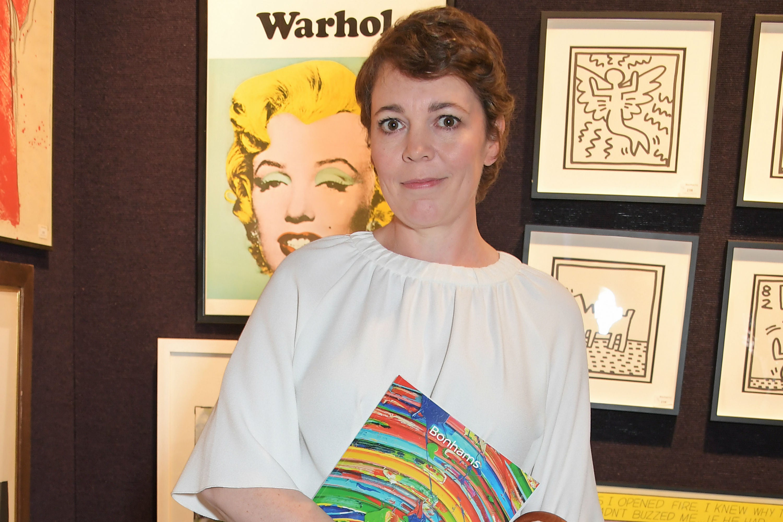 Olivia Colman Has Recorded A Surprising '90s Song For Charity