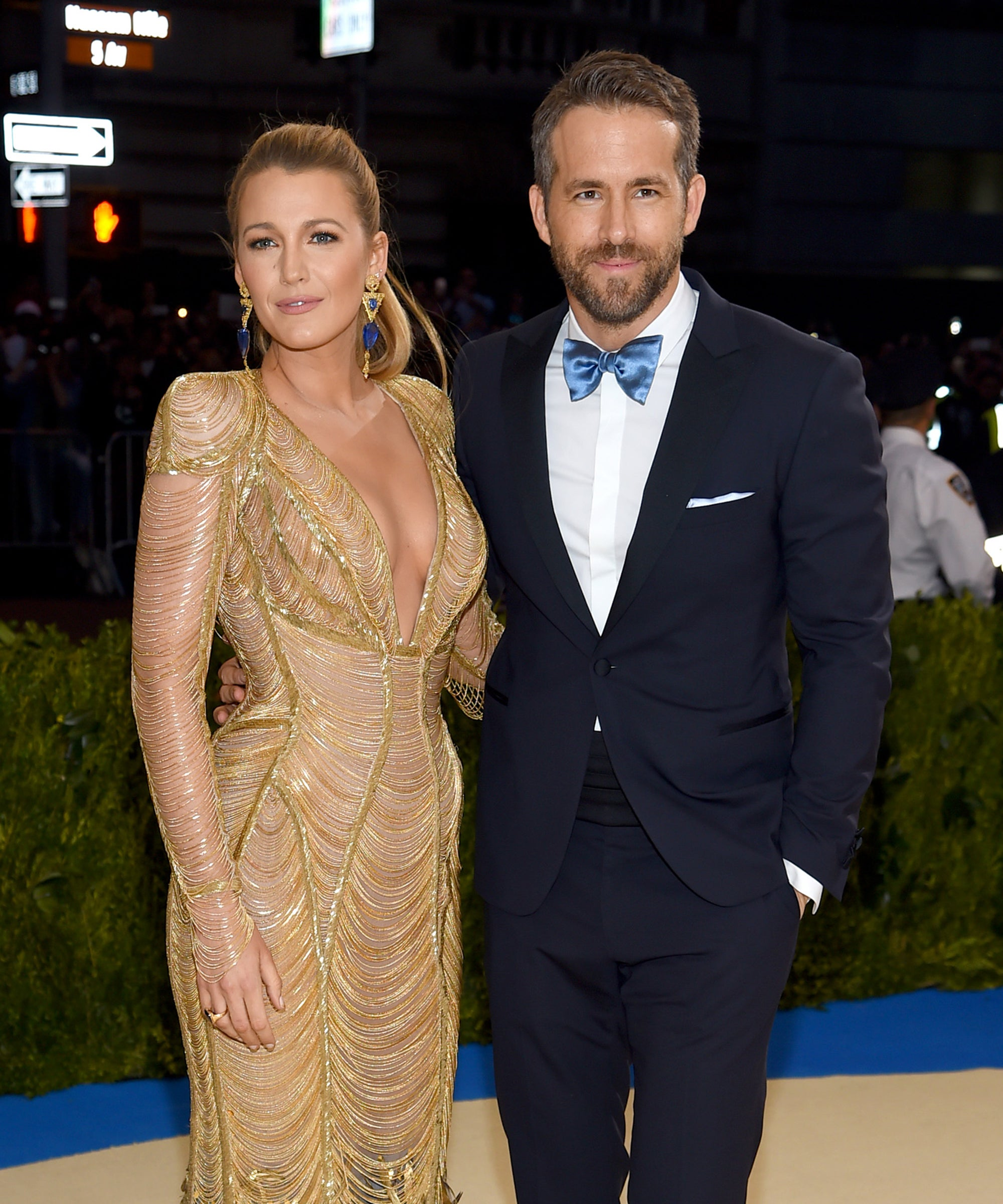 Blake Lively And Ryan Reynolds Welcome Third Child