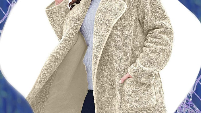 9 Plus Size Jackets From Amazon To Consider For Your Cold-Weather Wardrobe