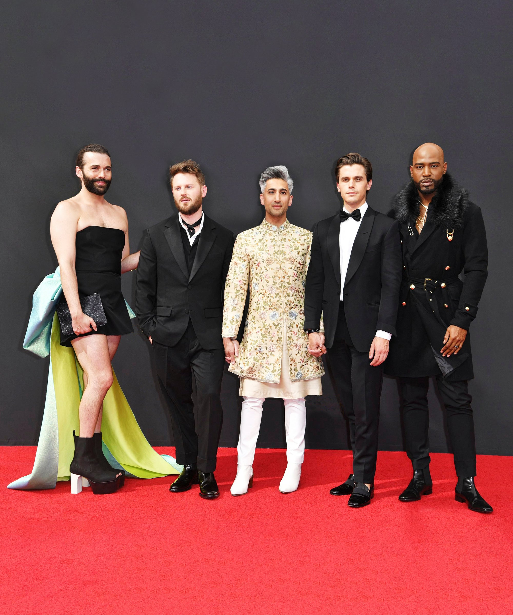 Watch Queer Eye Charm Four New Heroes In Tokyo