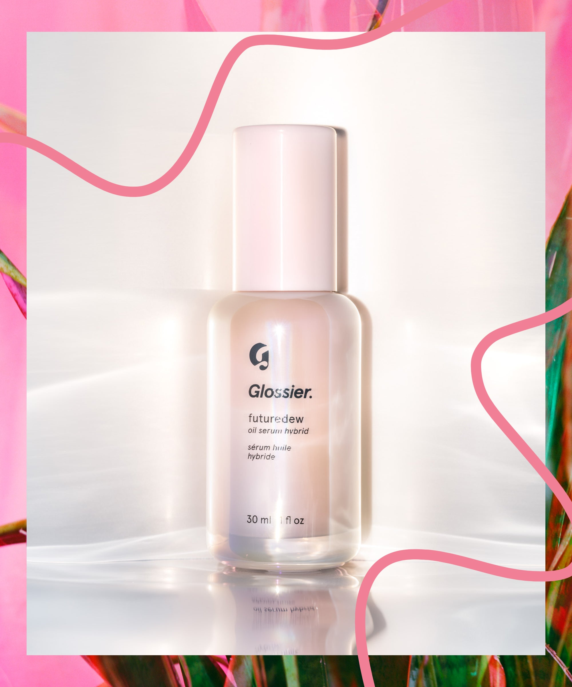 Glossier's New Futuredew Serum Might Be The Brand's Best Work Yet