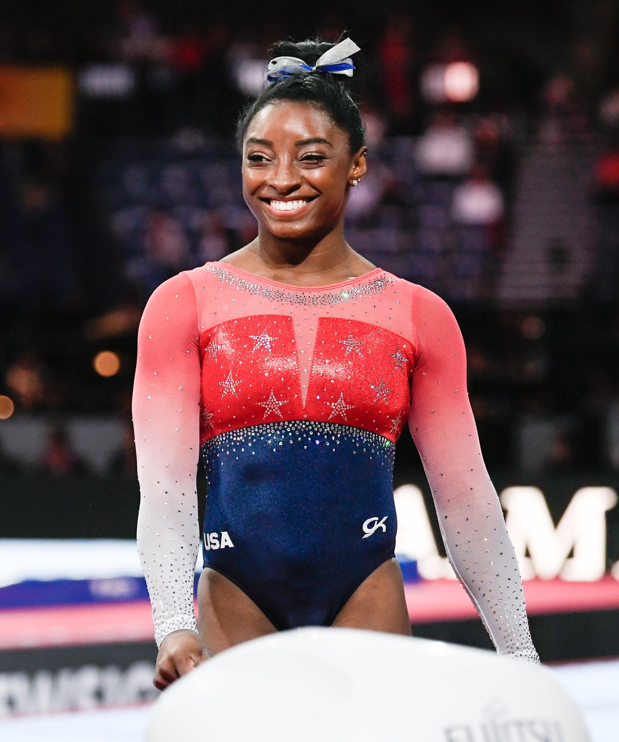 Simone Biles Just Made History — Again