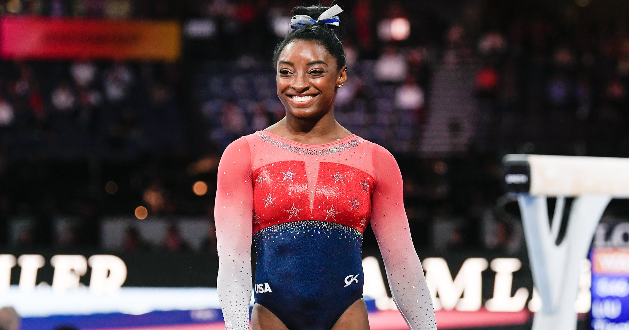 Simone Biles Just Made History — Again
