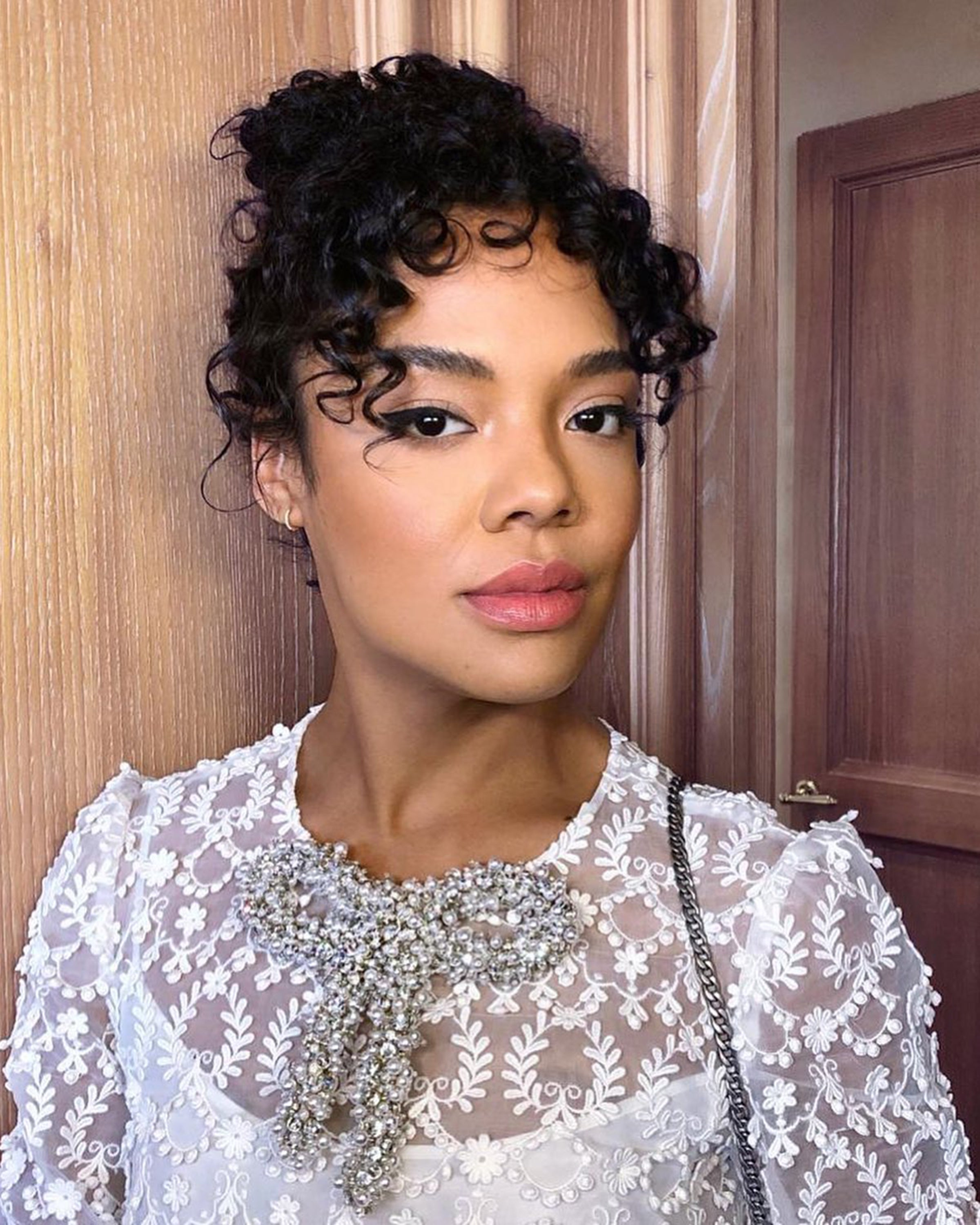 Cute Updo Hairstyles For Black Women Natural Hair 2019
