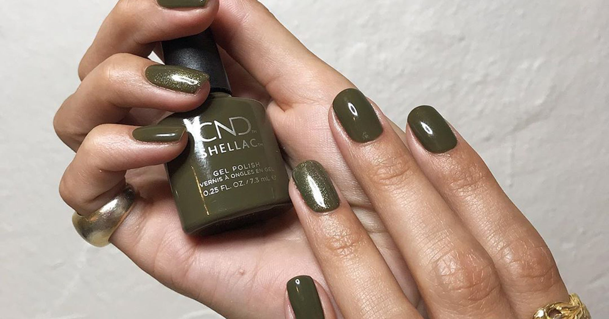 Best Olive Green Nail Polish For Trendy Fall Manicure