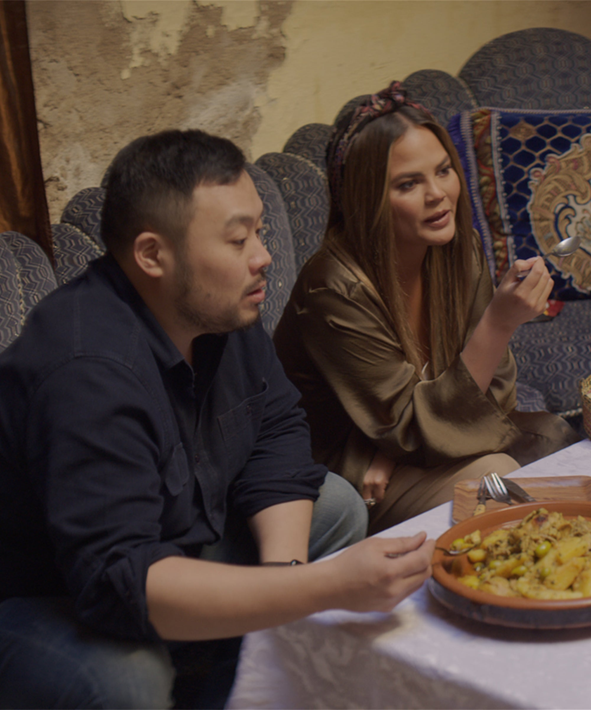 Netflix Just Released The Trailer For David Chang's New Food & Travel Series