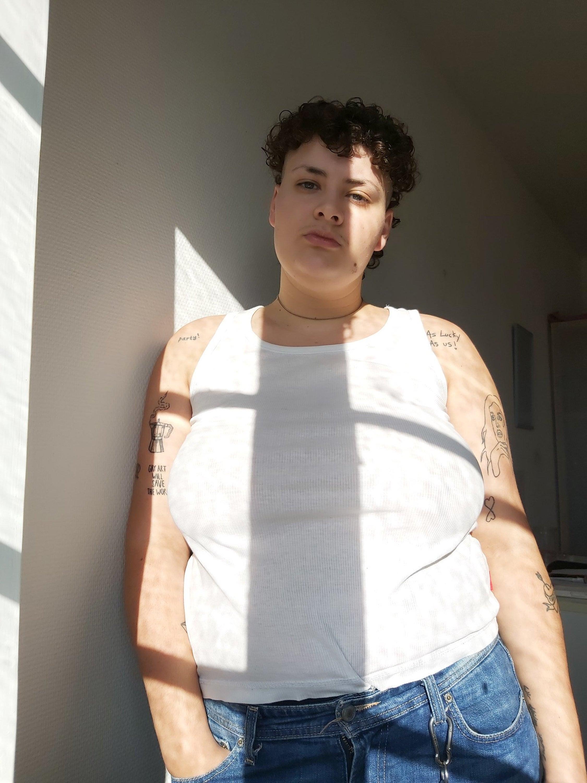 Lesbian Fat Girl Skinny Girl